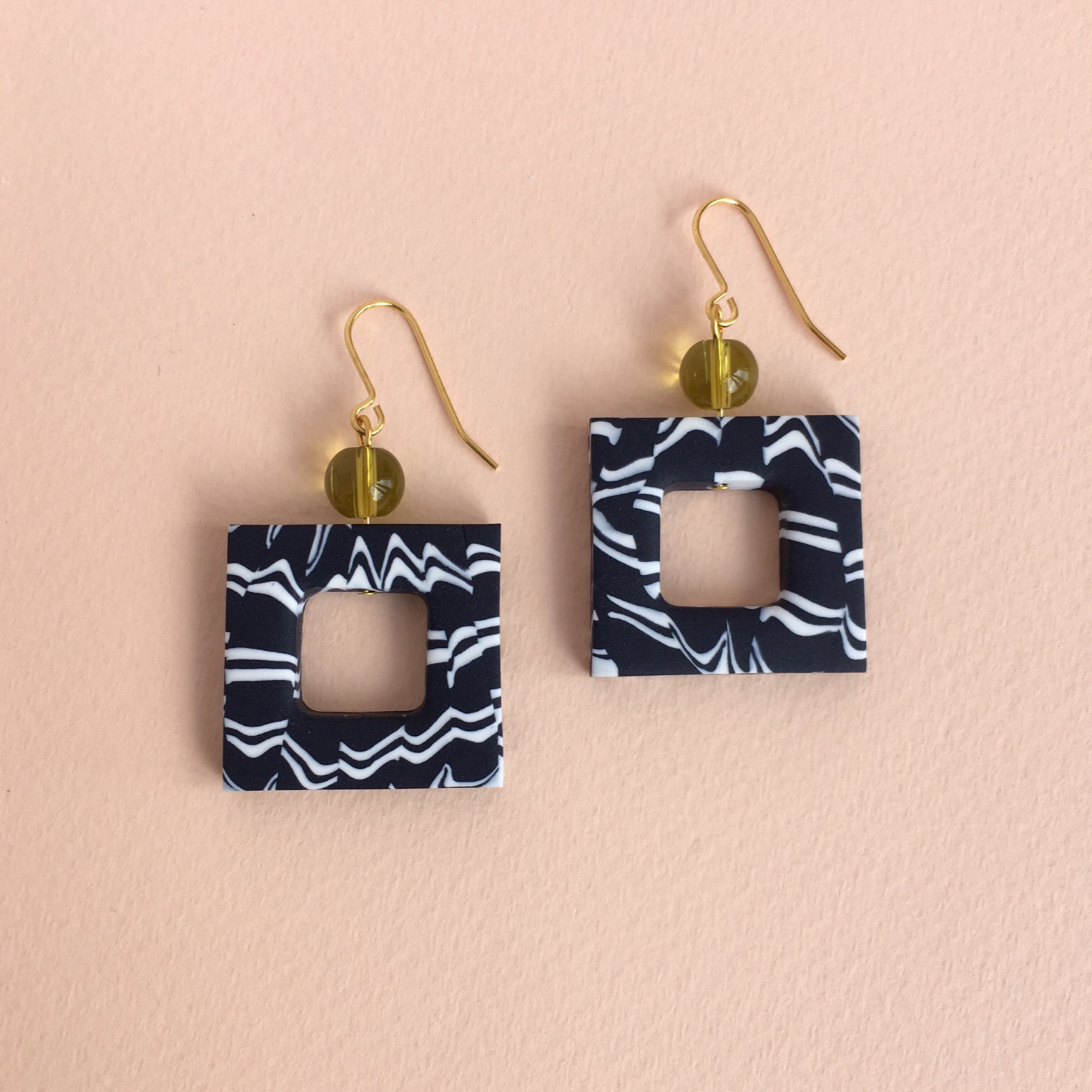 shell earrings - navy.jpg