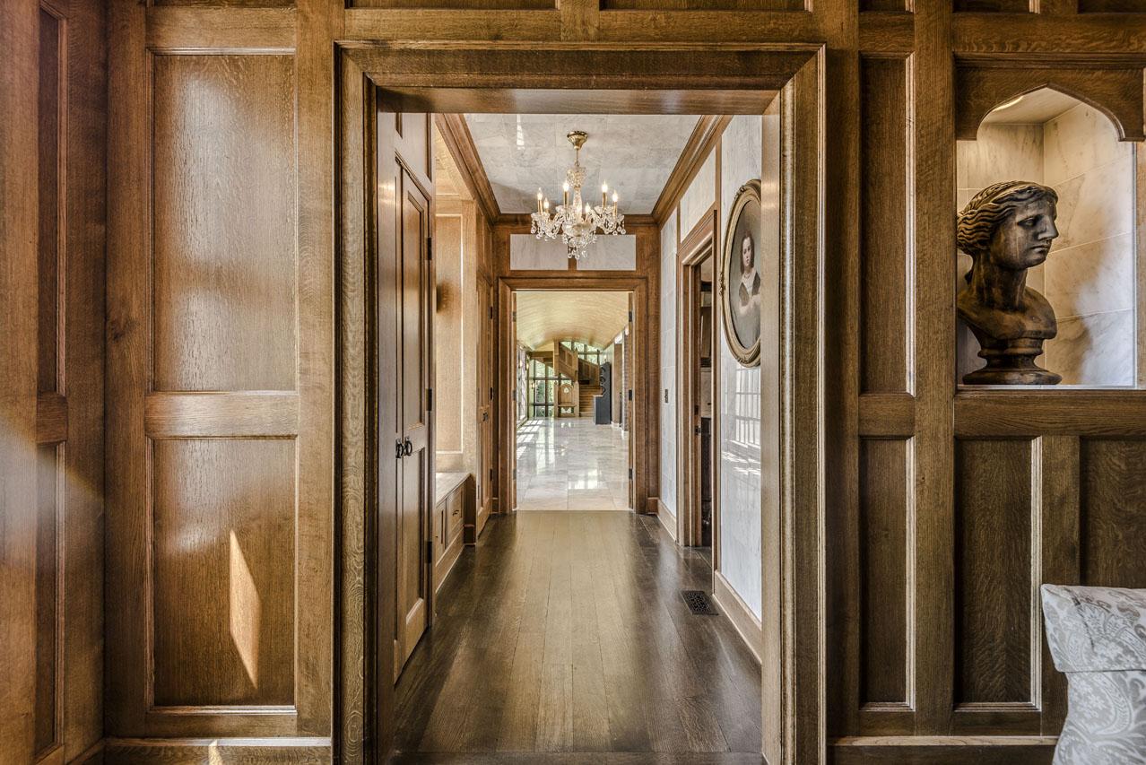 Hallway to garage and MIL suite wing.jpg