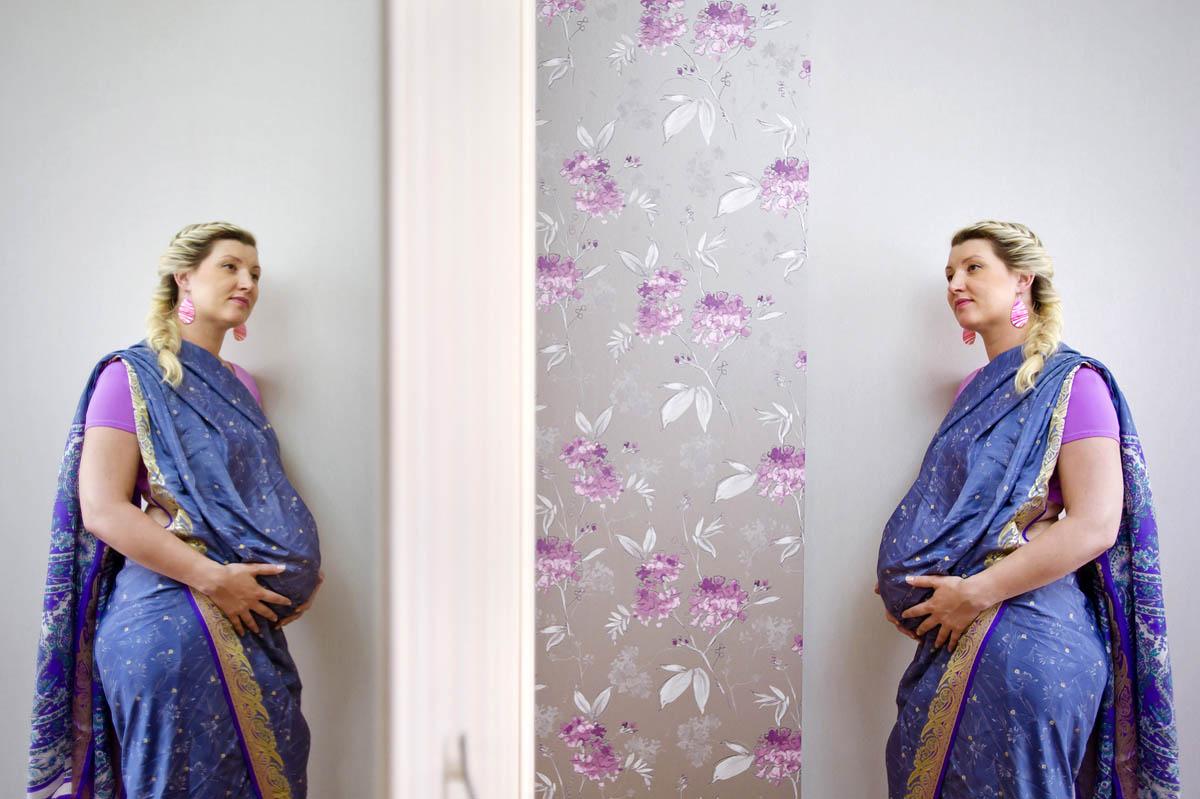 02-sary-home-engagement-blue-color-portrait-session-san-jose.jpg