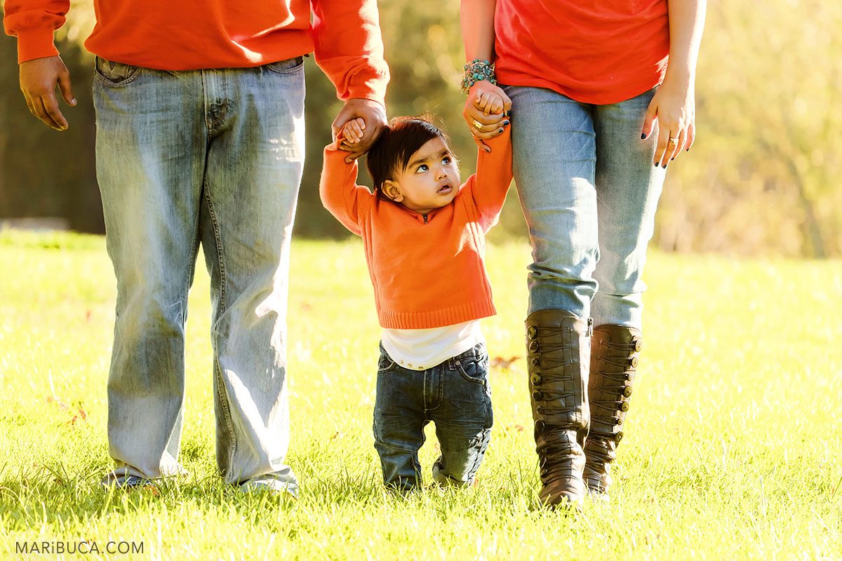 31-baby-parents-session-blue-jeans-orange-sweater-summer-garden-california.jpg