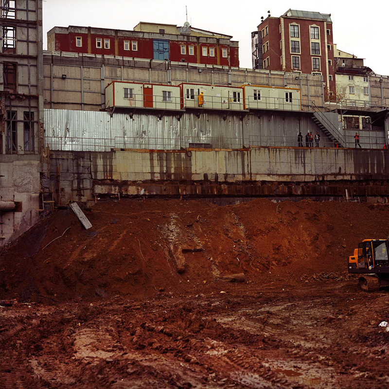 Construction era.