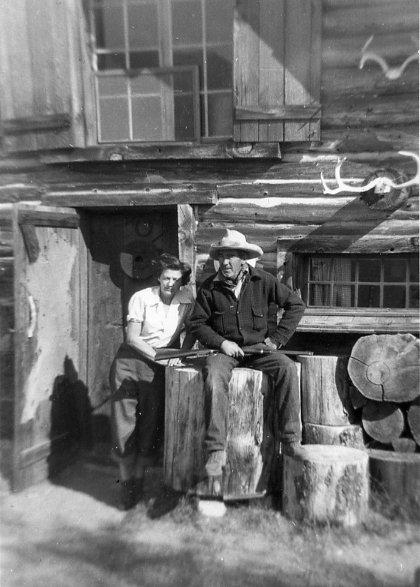 Emmett and Margaret-1950's