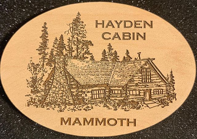 Membership donations help to keep our museum operating and Mammoth history alive at the Hayden Cabin! 👍 . . Become a Member today! Minimum donation $30 - Receive 10% off all gift shop retail including select Hayden Map Co. ORIGINAL historic maps and event discounts! 🥳 {Artwork: Jennifer Deangelis}