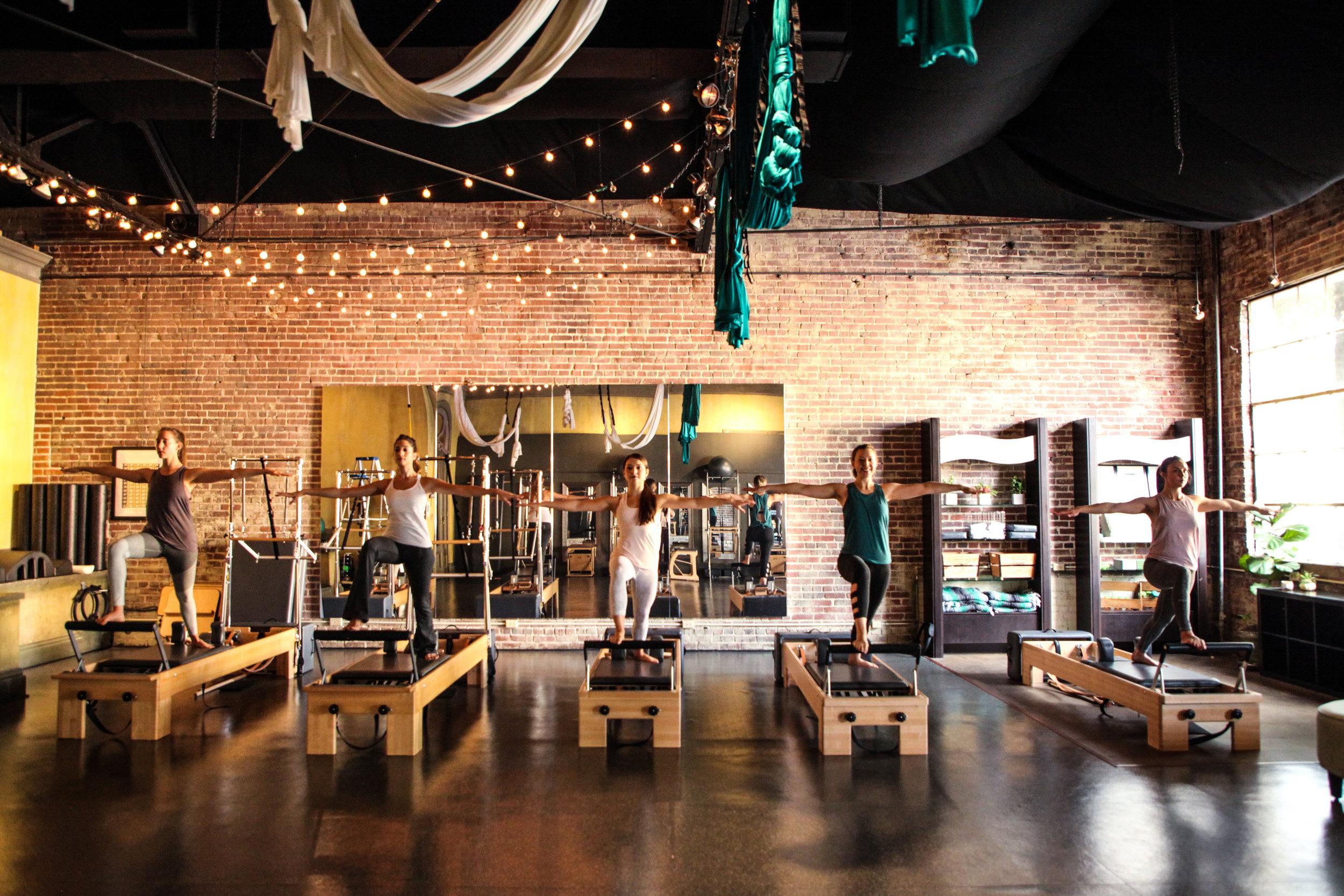 Aero Joe Pilates Studio