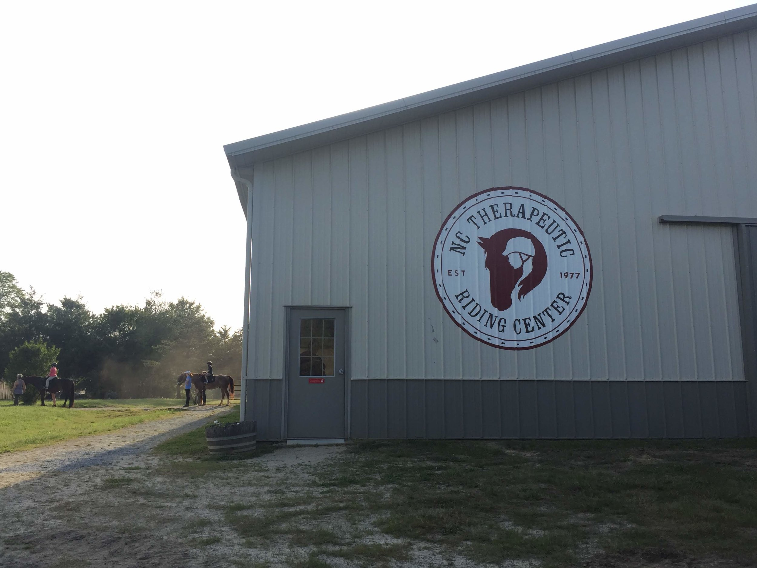The North Carolina Therapeutic Riding Center.  https://www.nctrcriders.org/