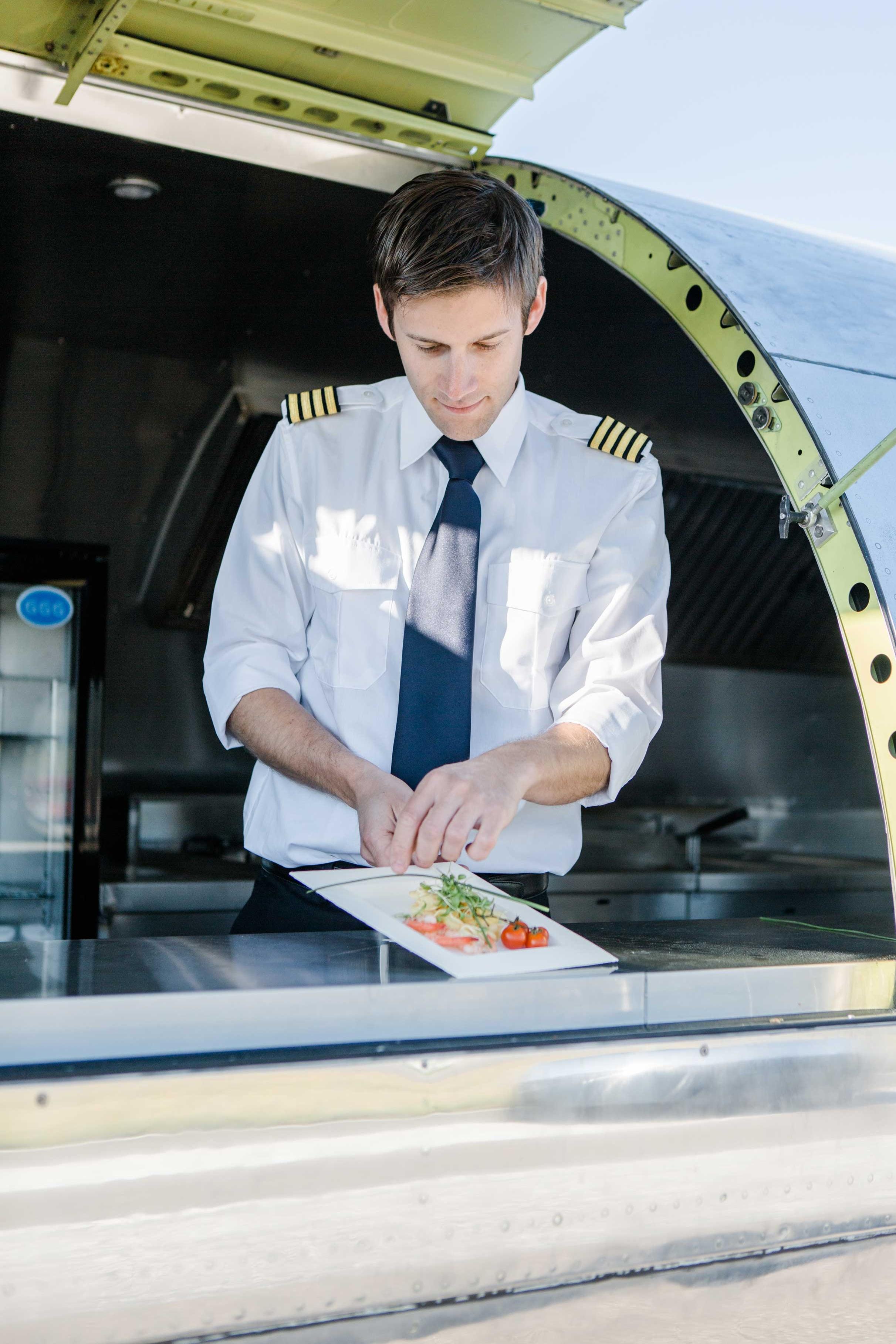 Simon Stäuble Swiss Foodtruck