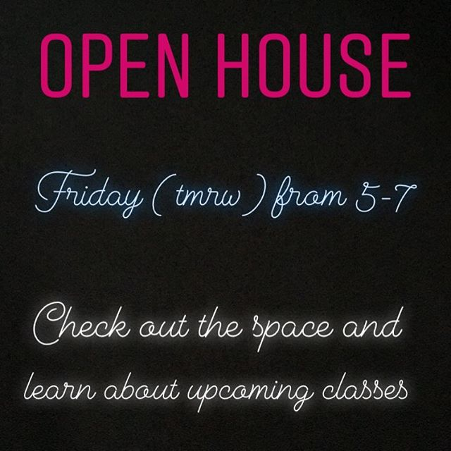 Drop by the space tomorrow evening to check it out, learn about new classes, and see what projects are in the works! 💜 . #umcommonthreadschs #seamstress #sewingclasses #charleston #thingstodoincharleston #charlestonseamstress #openhouse #tgif #firstfriday