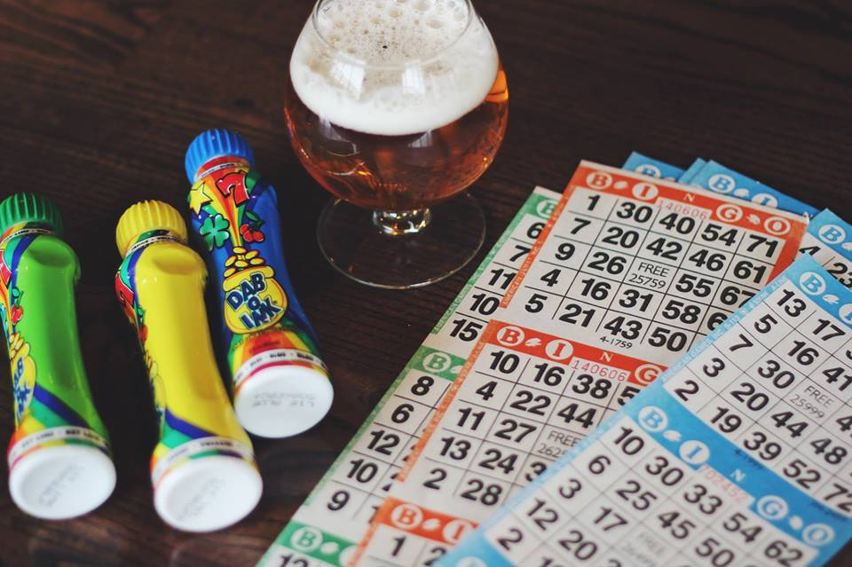 Continuing the tradition of the Depot, every Saturday Bingo starts at 7pm and usually ends around 9. Tables go fast, so come early (we open at 11am), enjoy Dex's awesome home cooked food, and sample our drink specials.
