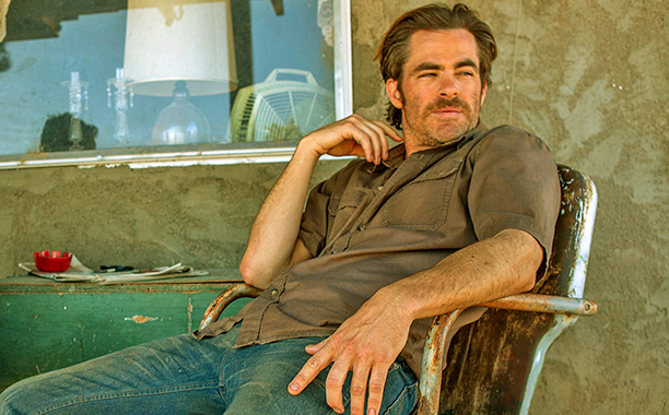 Chris Pine in a scene from the film  Hell or High Water  (2016). Photo courtesy of Sidney Kimmel Entertainment