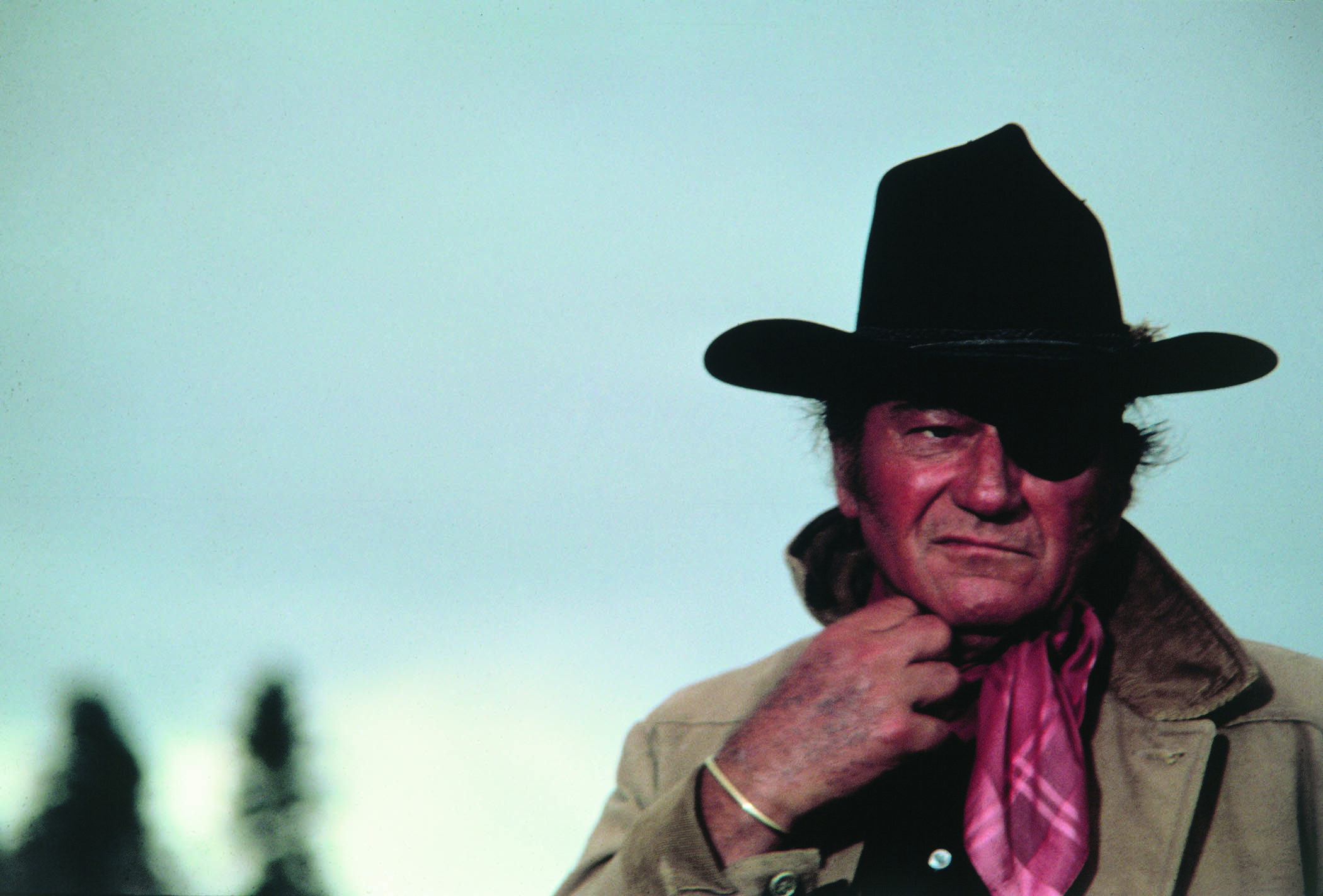 John Wayne. ©2019 Paramount Pictures. All Rights Reserved.