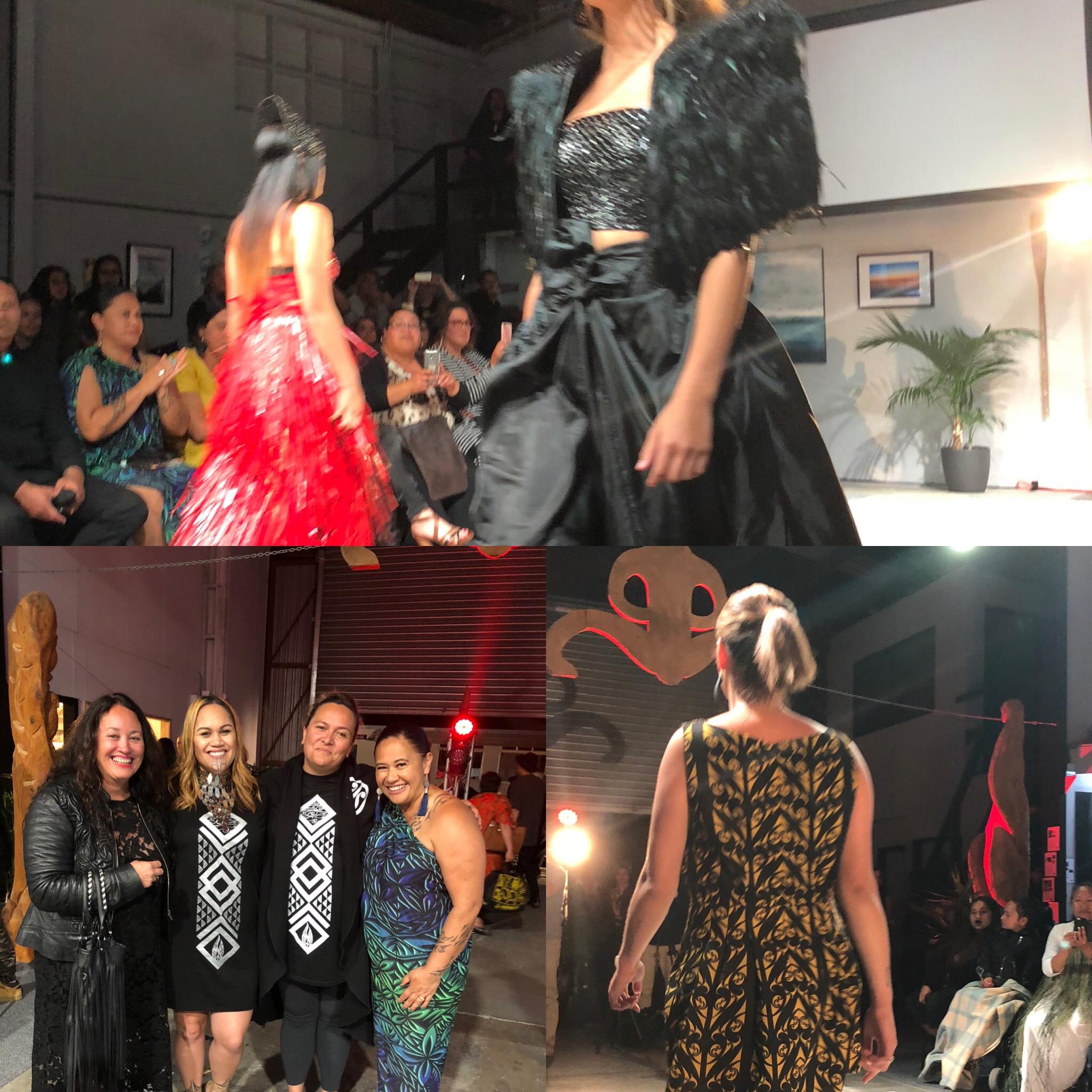 moko - innonative fashion show - The MOKO fashion show. Celebrating Indigenous Designers.