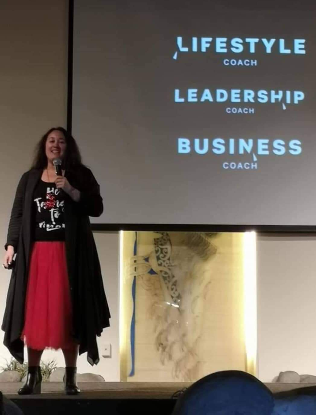 Guest speaker - DARE INSPIRE CREATEImage from the Rotorua Event. It was an honour to be a speaker and amongst amazing wahine.