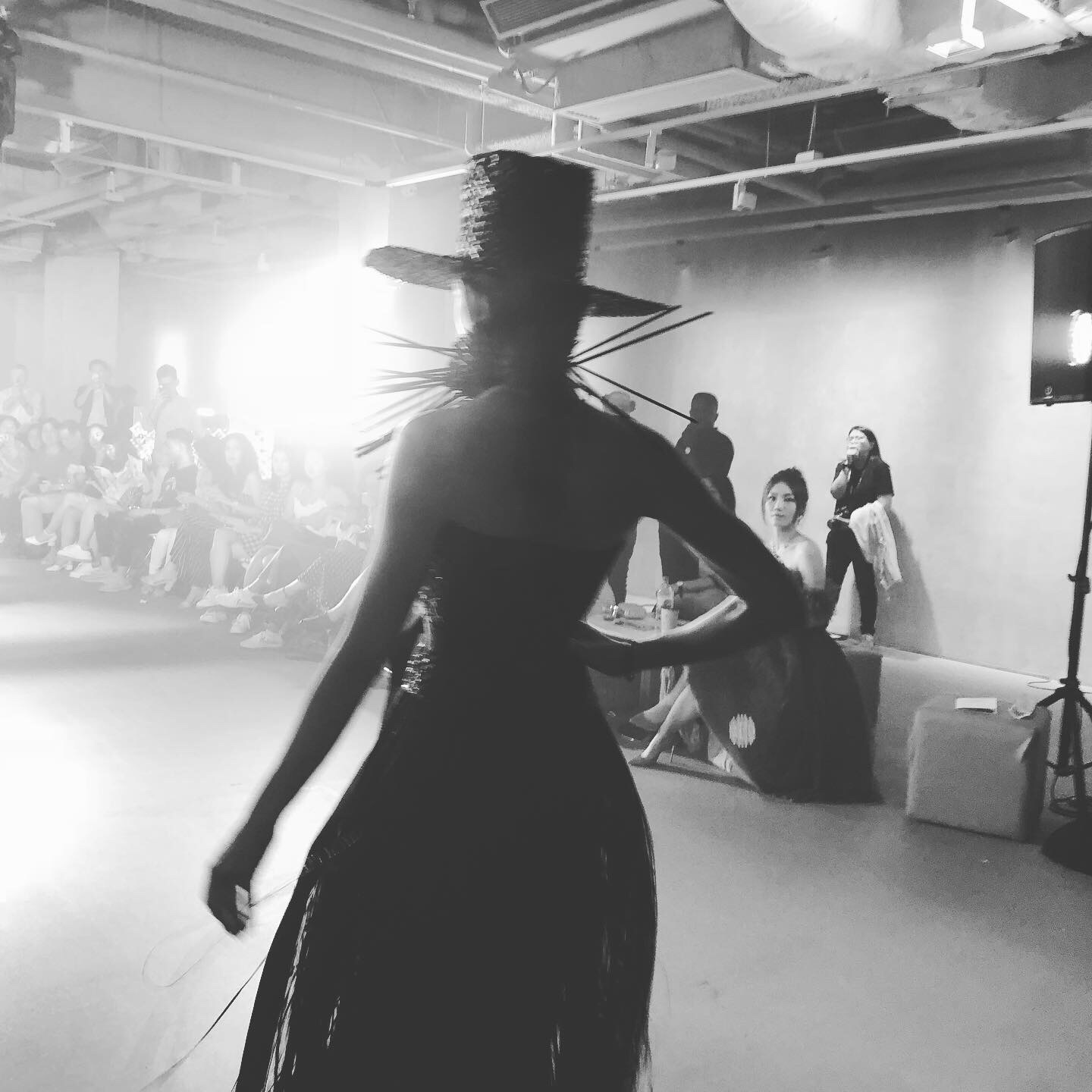 Hong Kong LUMIERE FASHION SHOW 2019 - June 2019 I hosted 6 designers at HKFW. We participated in the Lumiere Fashion Show, attended HKFW and numerous business events. I consulted as part of the Oyster Workshop team in collaboration with CAPE.