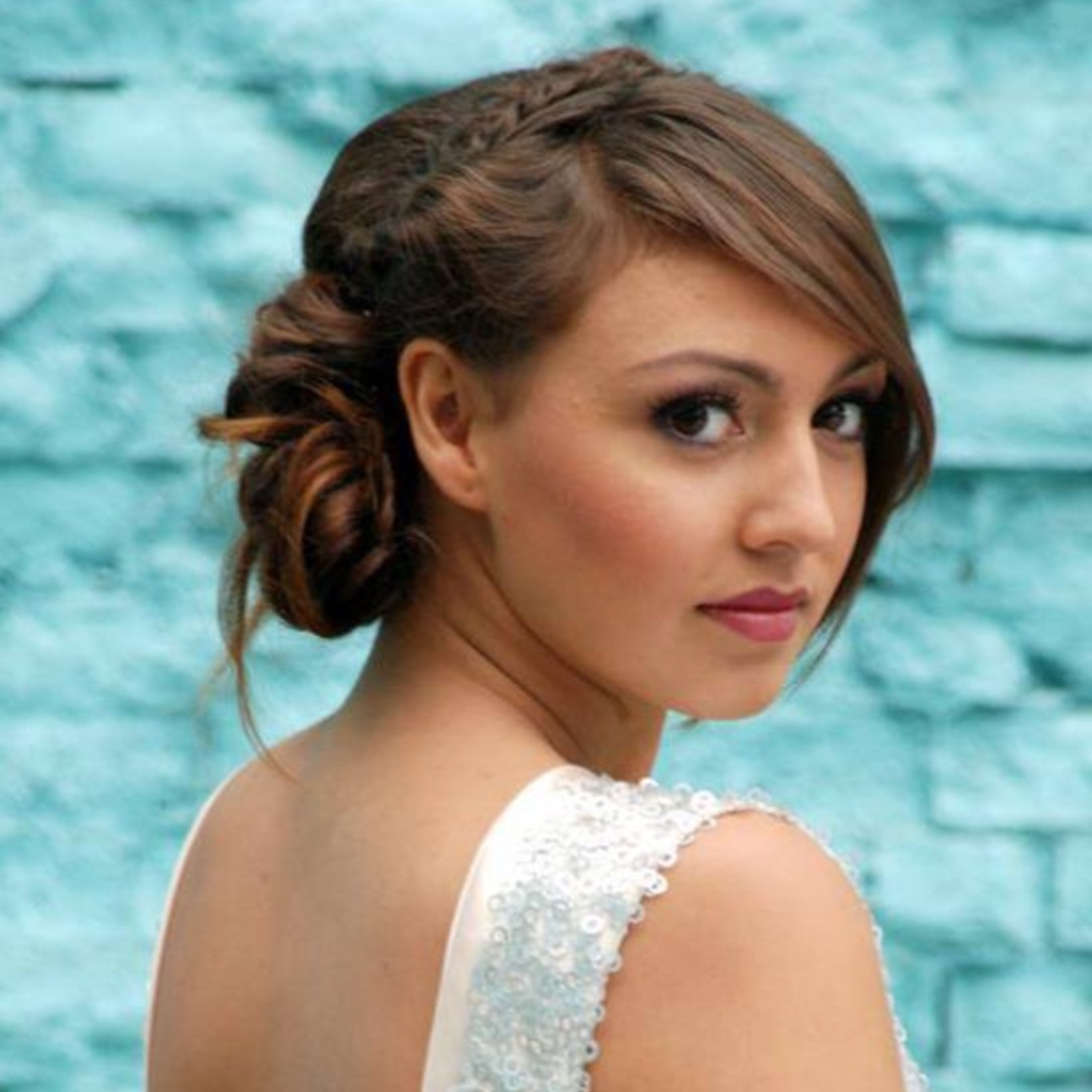 With all my clients whether a bride, guest, or having hair done at any time, I always will take the time to talk over all details. -