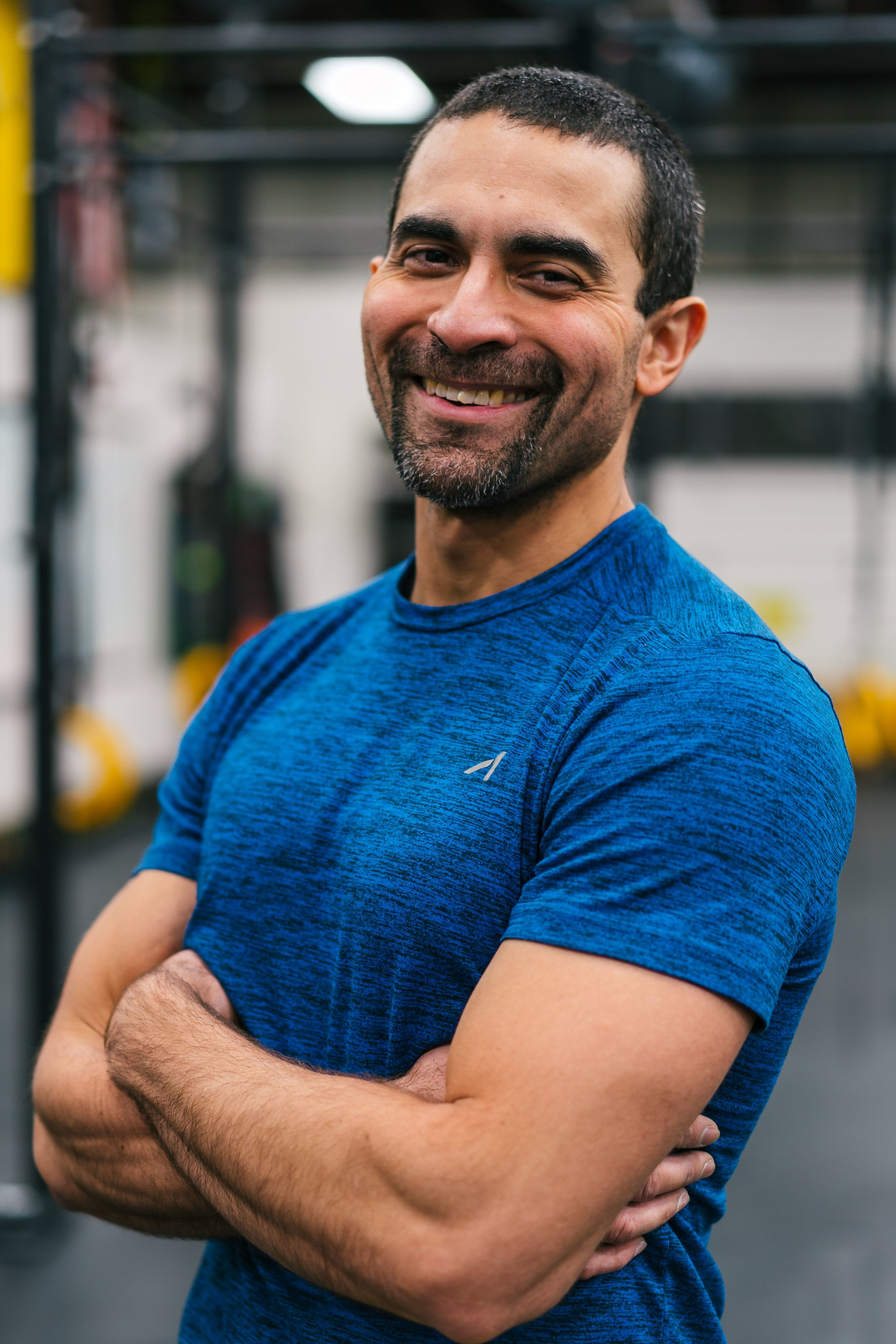 "Al - Owner, Personal TrainerI love helping regular people become physically and mentally stronger as they advance their thresholds of strength and conditioning through a re-discovery of relatively intense movement as ""play."" My favorite part of coaching is when an ATHLETE bursts through a MENTAL BARRIER to believe in what we know they can do. My motto: ""coach knows what you can really do."""