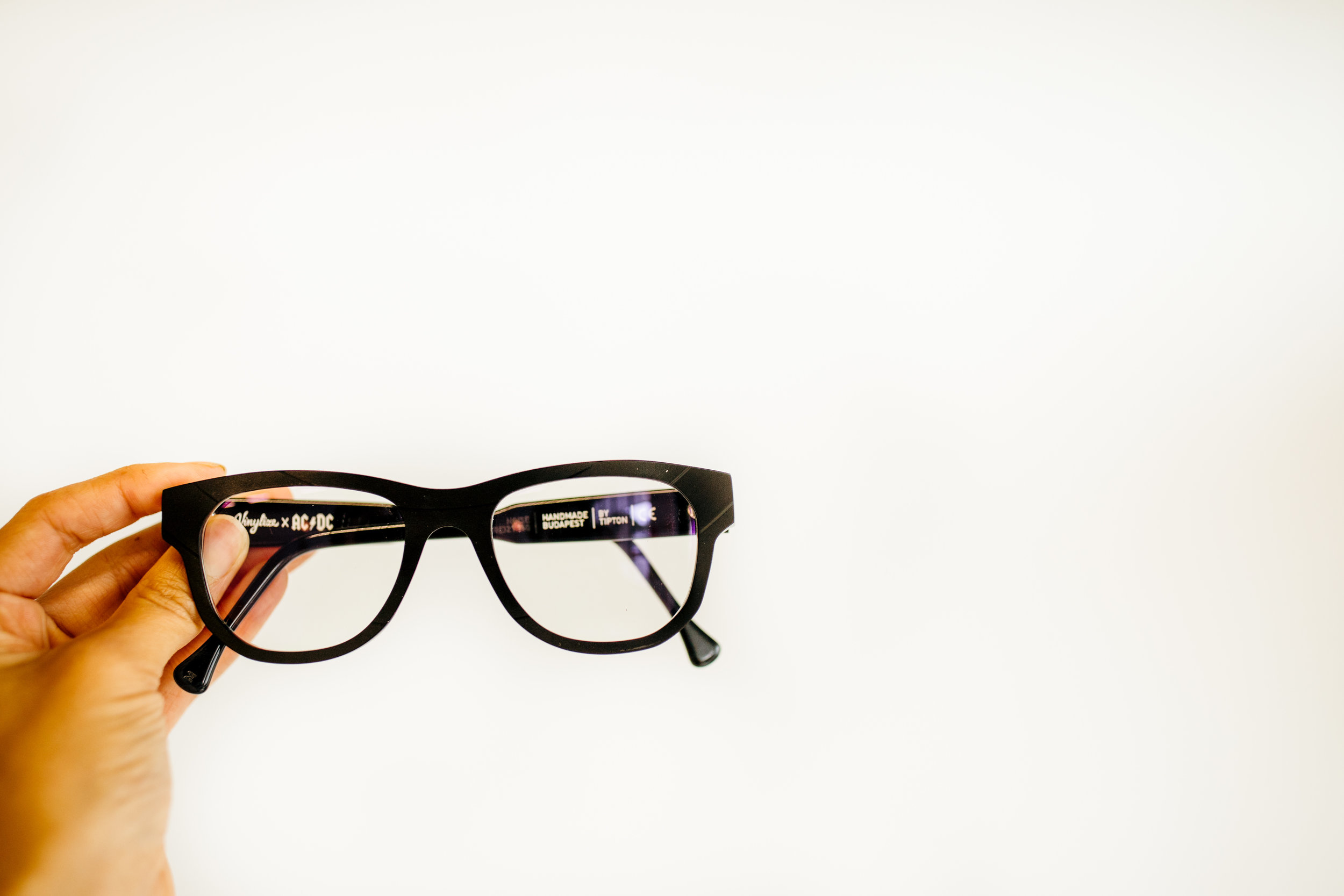 Our Frame Brands - We ONLY carry independent frame lines, small companies with ethical manufacturing processes that make charitable contributions. It's what we believe in so we want our frames to not only look good but help make the world a better place!