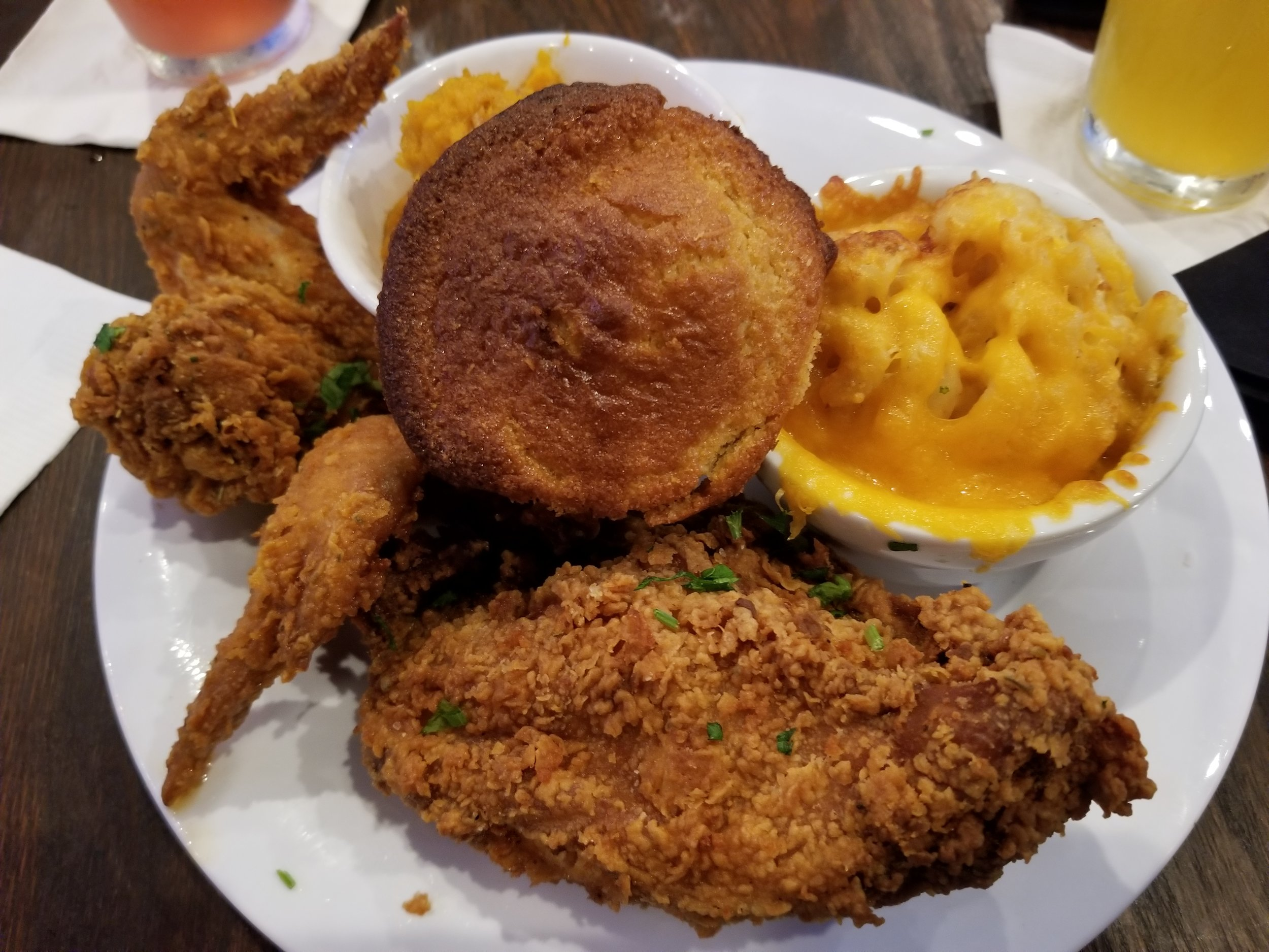 Aunt Bertha's Fried Chicken - $16.95