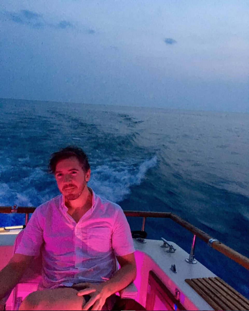 Matthew Thomas - Founder & Chief Beach Bum