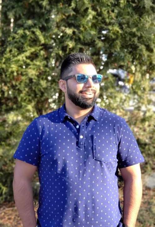 Ryan Persaud - President