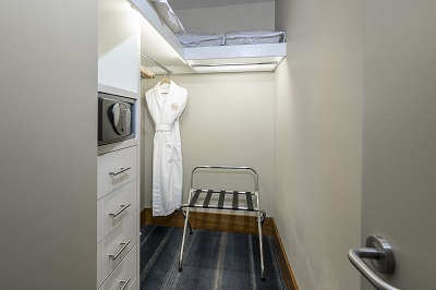 Standard Accommodation Room - Walk In Robe.jpg