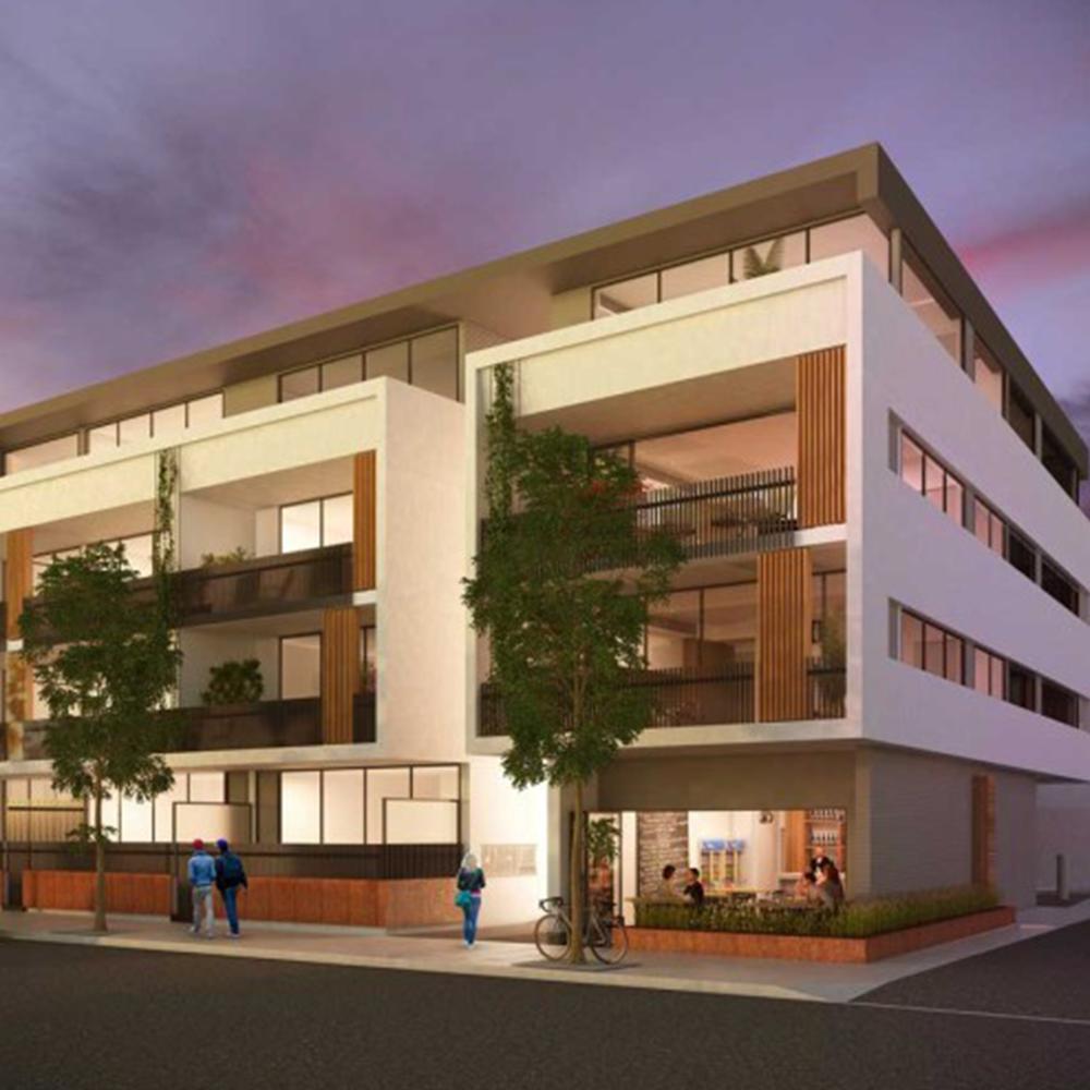 Cargo Lane Apartments -