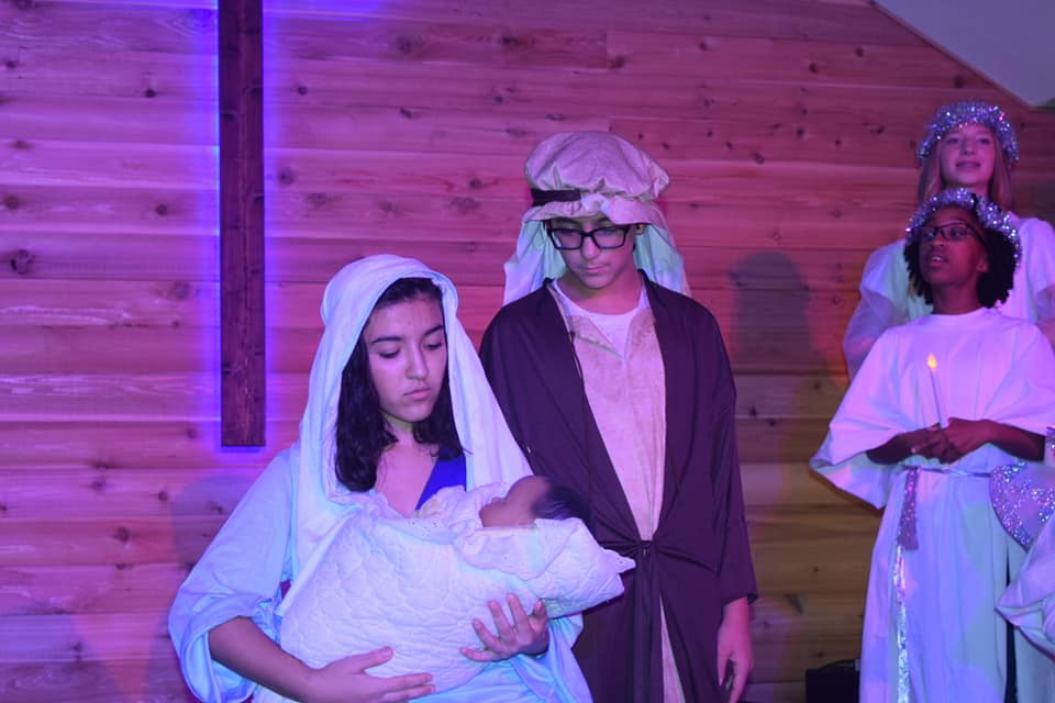 The Best Christmas Pageant Ever By Barbara Robinson Directed by Olin Meadows December 2018