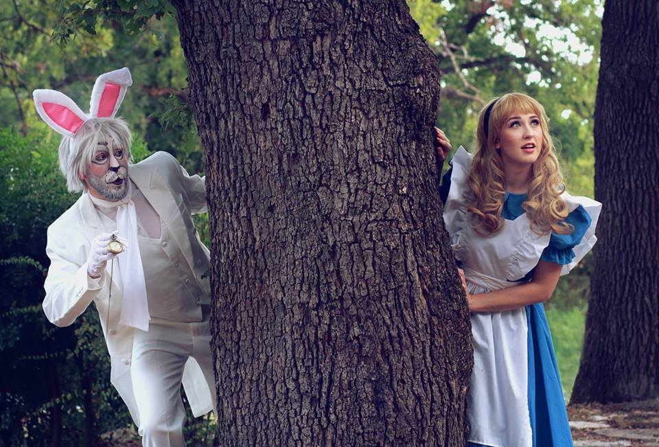 Alice In Wonderland By Lewis Caroll Directed by Olin Meadows September 2018