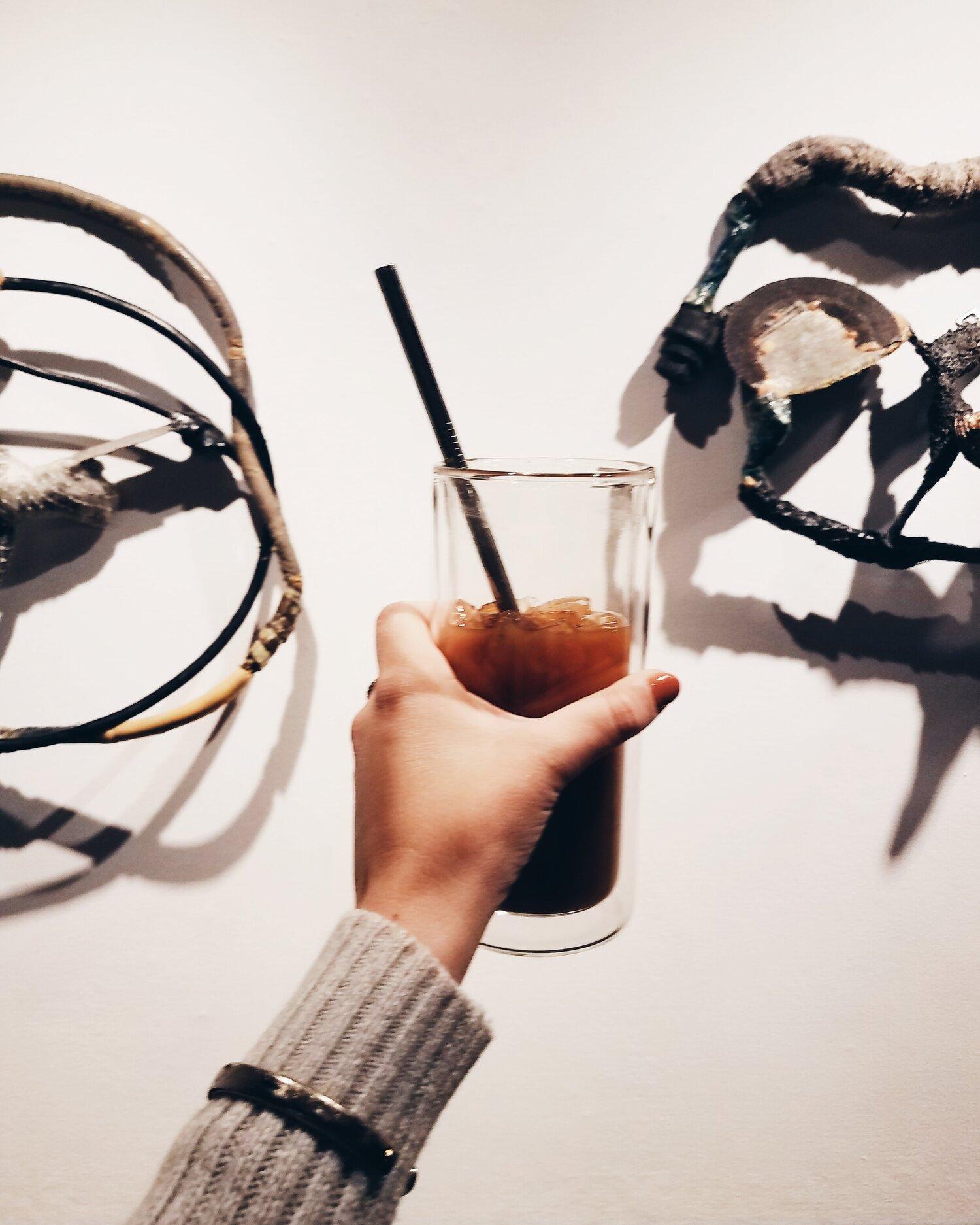 Coffee + Art at Catalyst Coffee Bar