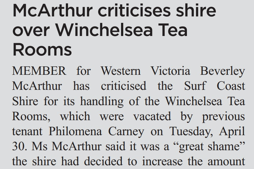 McArthur+criticises+shire+over+Winchelsea+Tea+Rooms.jpg