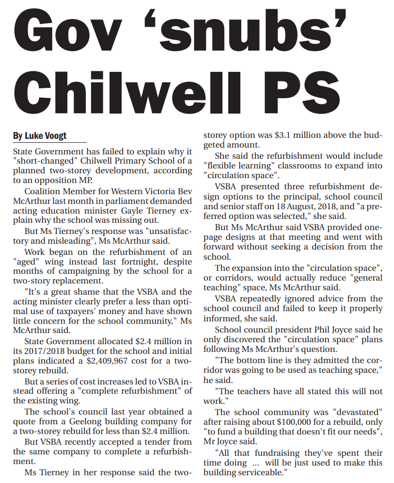 1116133280 Gov 'snubs' Chilwell PS Geelong Indy 3 May 2019.png