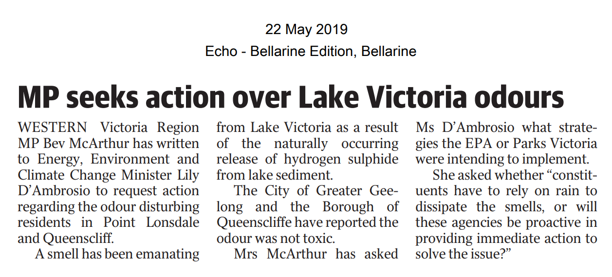 22052019 MP seeks action over Lake Victoria odours.png