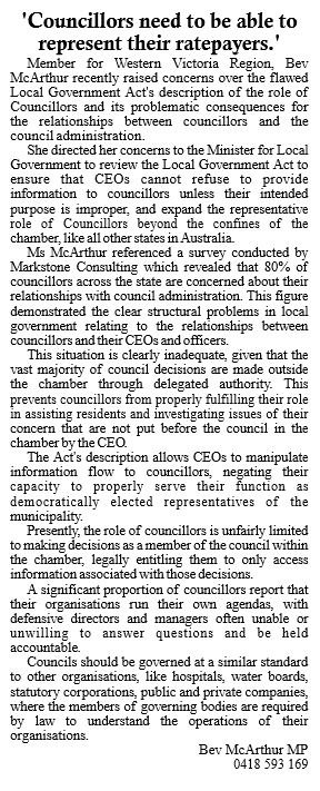 Councillors need to be able to represent ratepayers.JPG
