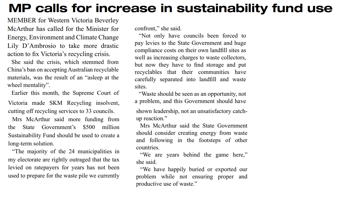 MP calls for increase in sustainability fund use.png