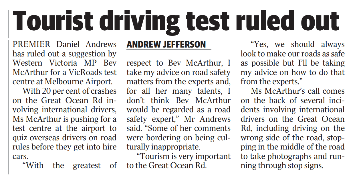 Tourist driving test ruled out.png