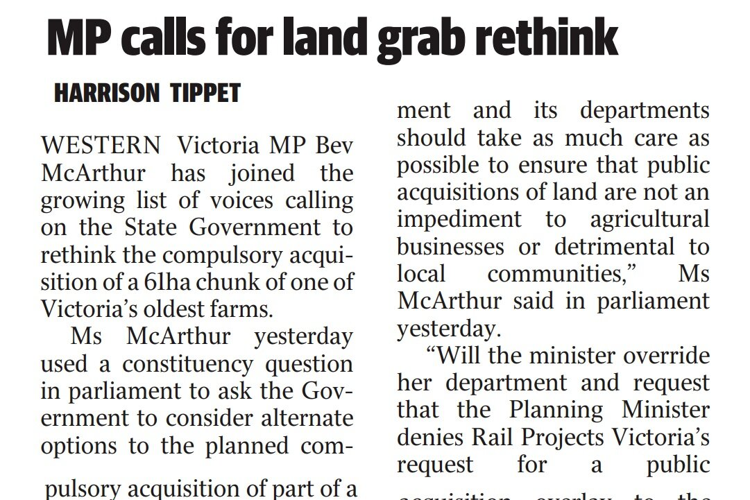MP+calls+for+land+grab+rethink.jpg