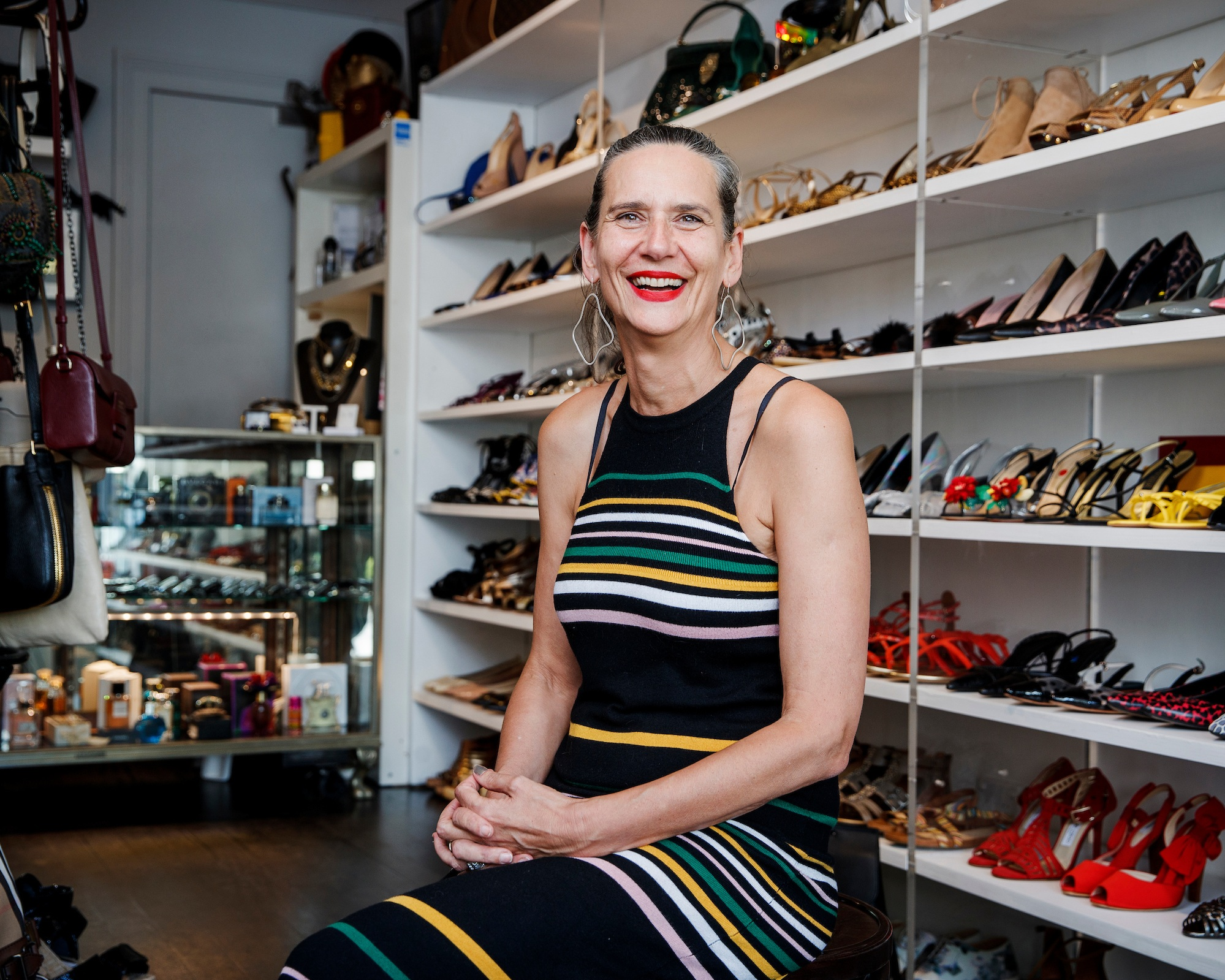 PELLE - 90 WILLIAM STREETSydney's first consignment shop offering pre-loved designer shoes, bags and accessories. Carefully curated by Monica Schieper, Pelle is every shoe lovers dream come true.