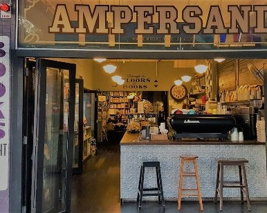 Ampersand Cafe& Bookstore - 78 OXFORD STREET
