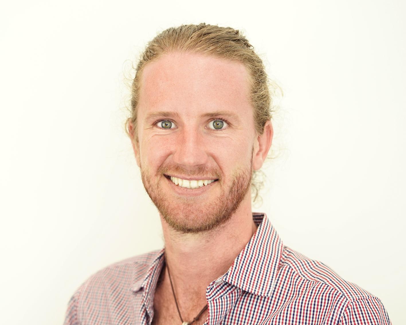 Robbie Mazlin - Archaeologist/GIS