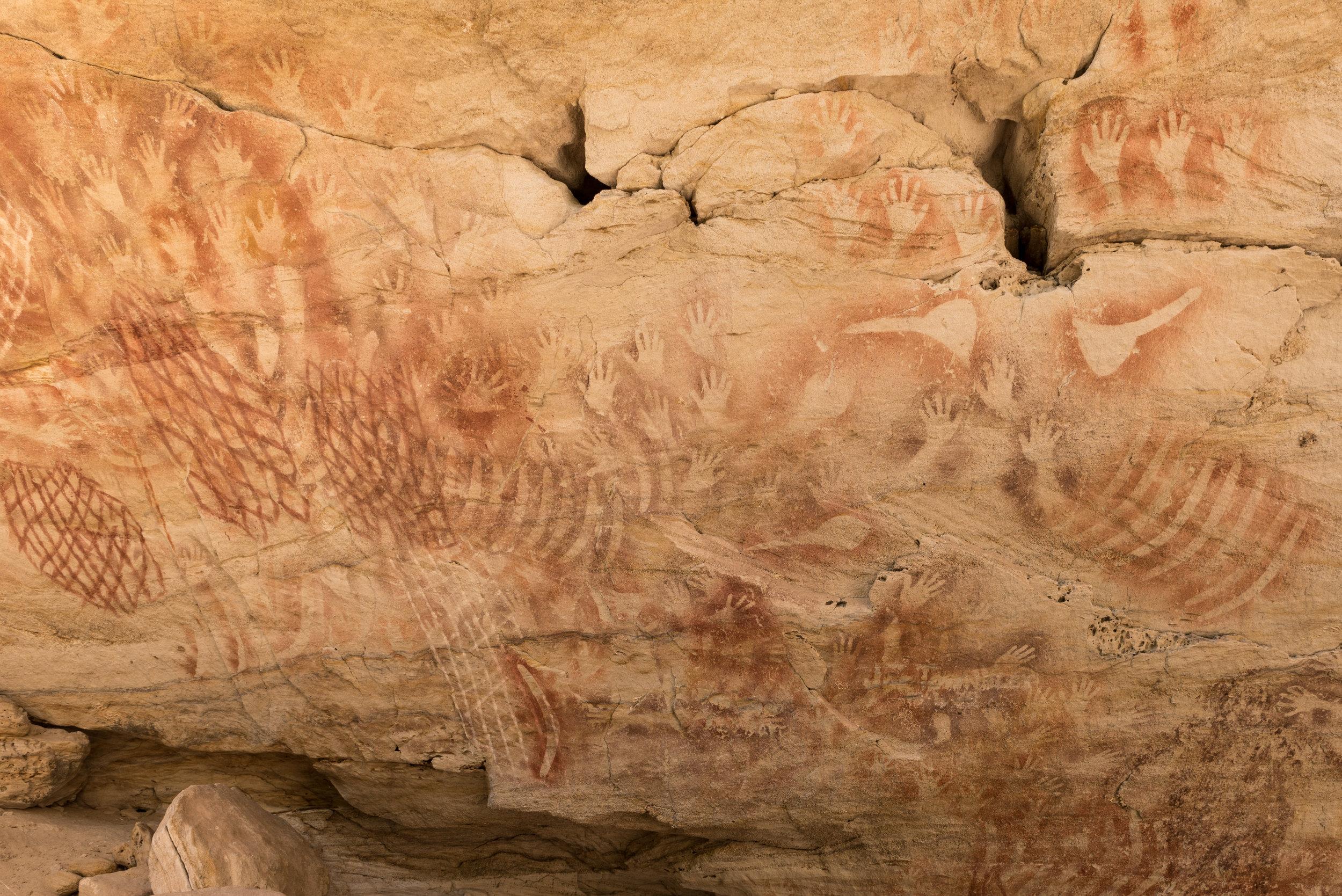 Aboriginal Ochre Cave Art.jpg