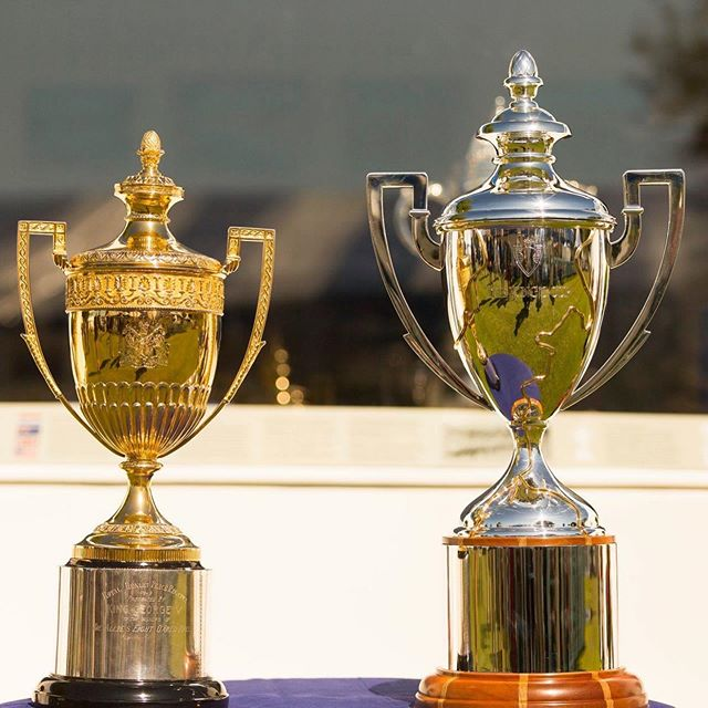 Today is the day!! Bundeswehr, Germany 🇩🇪 will race U.S. Navy 🇺🇸 in the FINAL of #TheKingsCup at Henley Royal Regatta  Where will you watch the livestream from? Which team are you supporting? Who will take home the 2019 cup?  Rowing Australia have been clear they want the gold one, the prize for the 1919 King's Cup at the Henley Peace Regatta, back though! 🏆🏆 #Rowing #RowingRelated #OarsomeTogether #fittestandfinest #hrr19