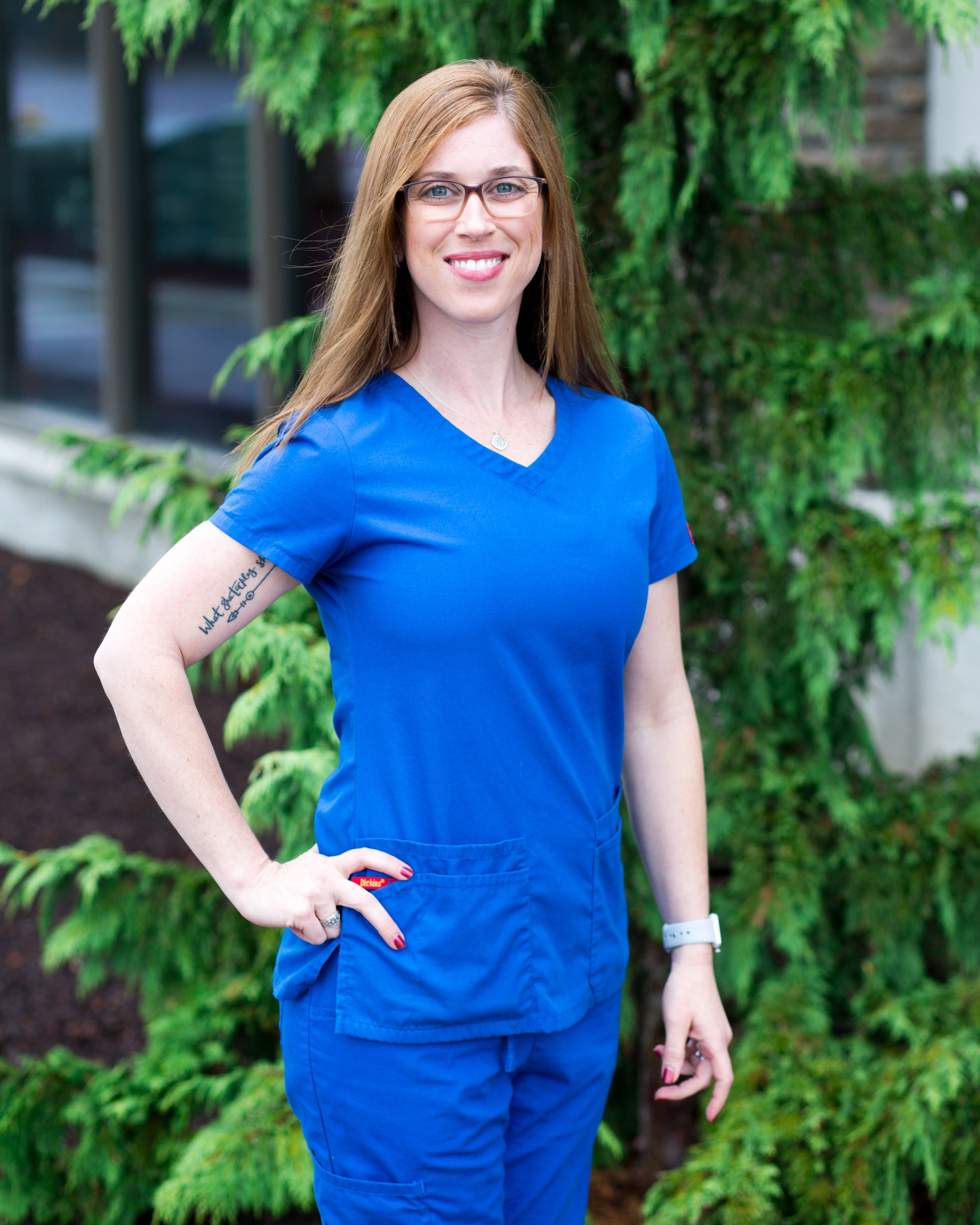 Jennifer - registered dental hygienist