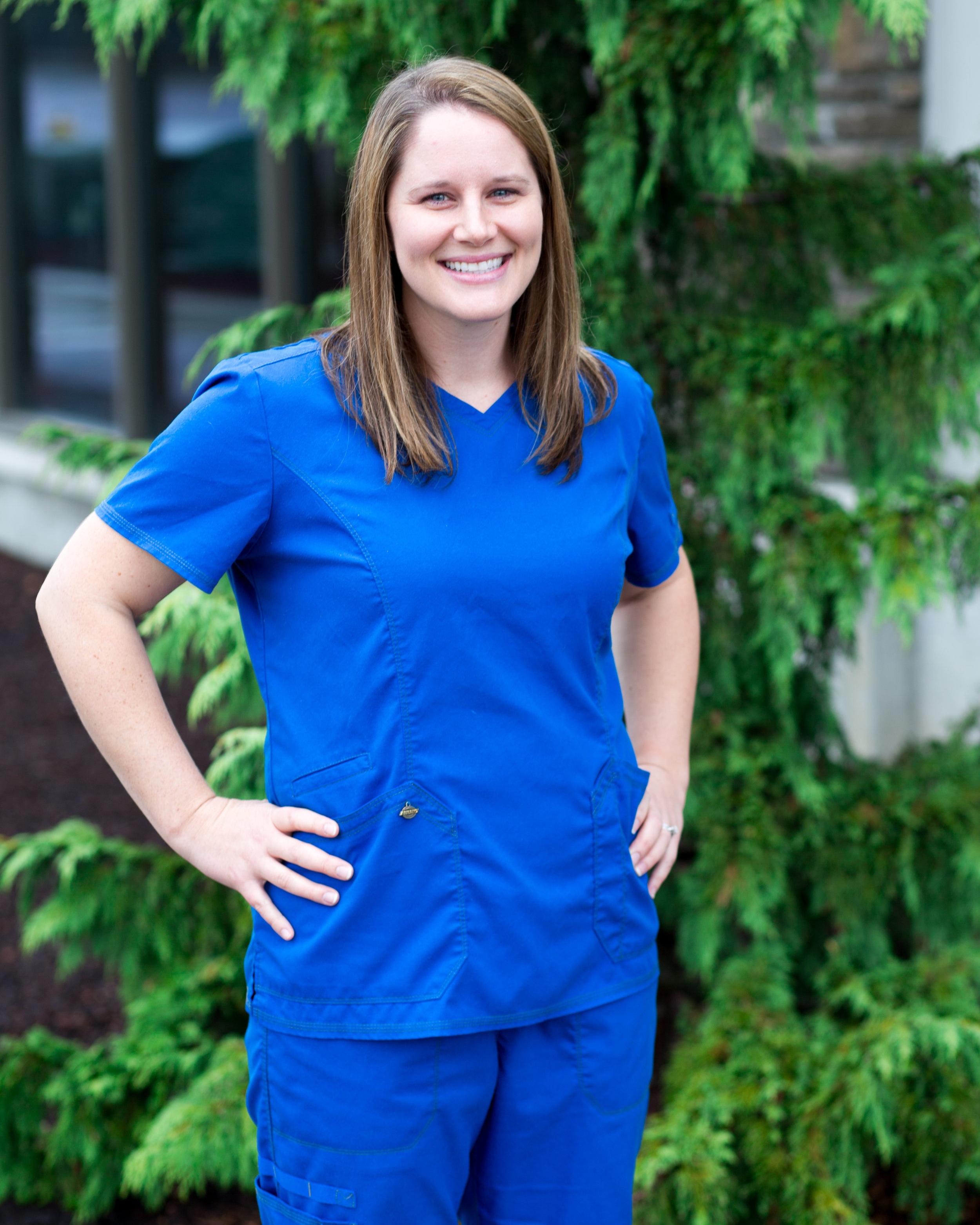 Kelly - registered dental hygienist