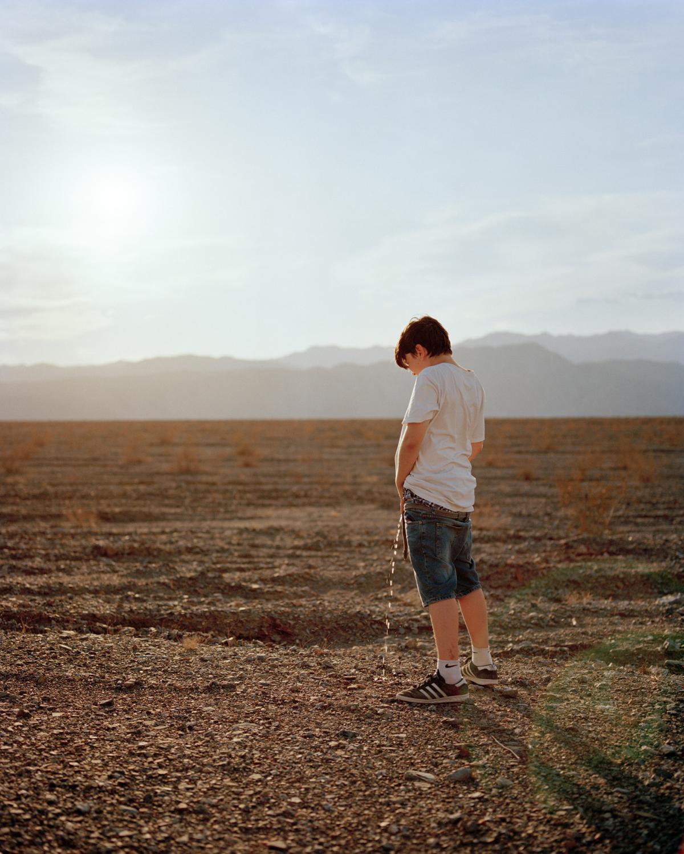 Watering Death Valley