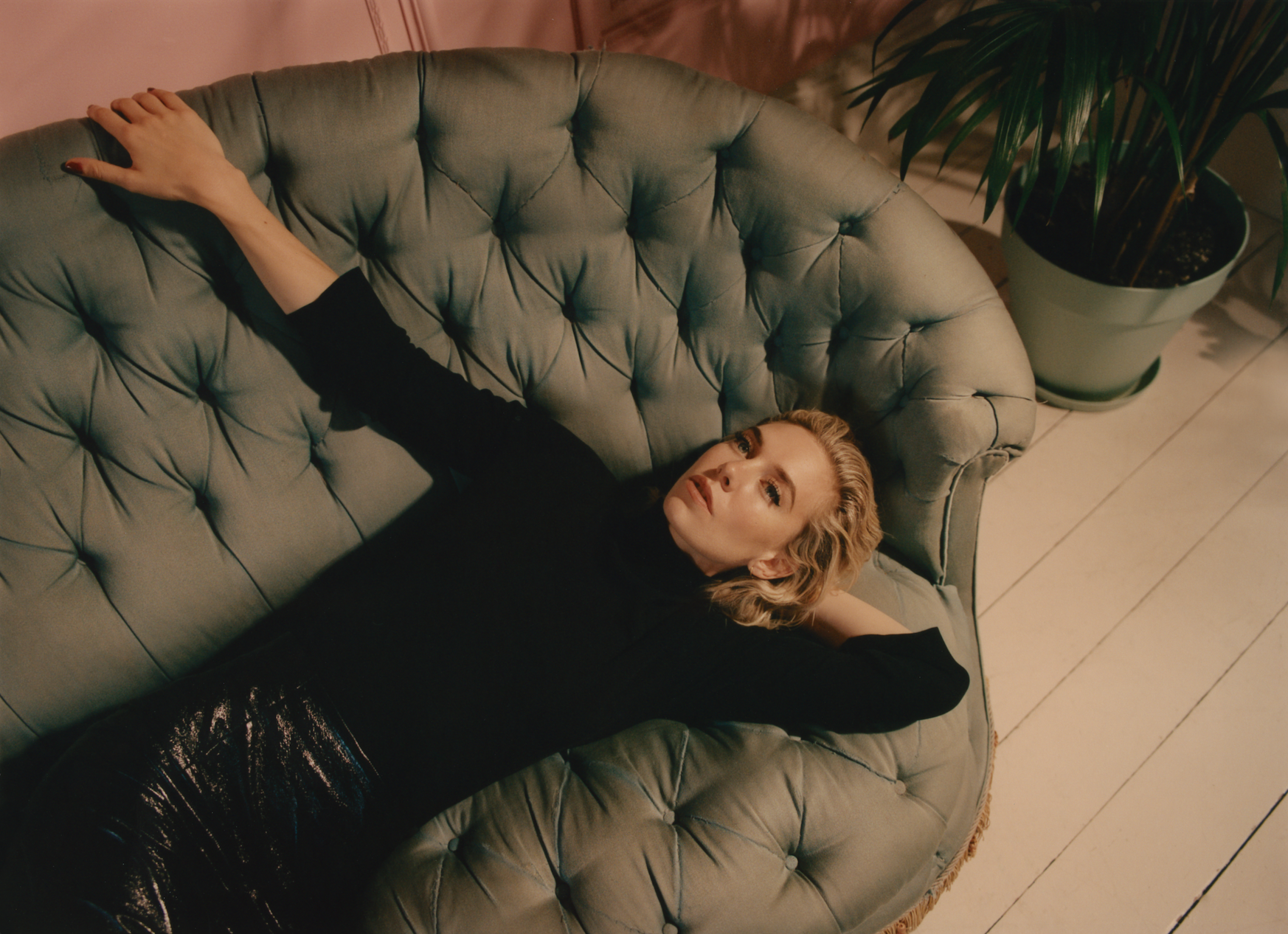 Vanessa Kirby for Rolling Stone