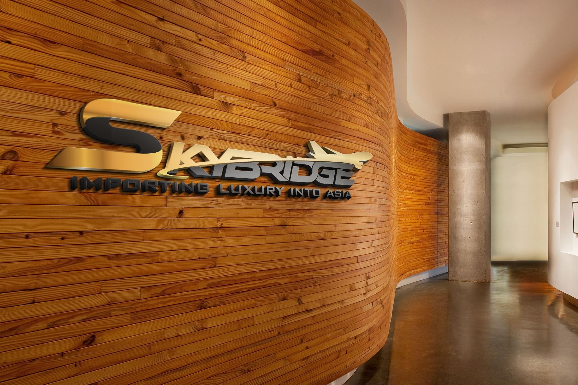 Skybridge Office Entrance