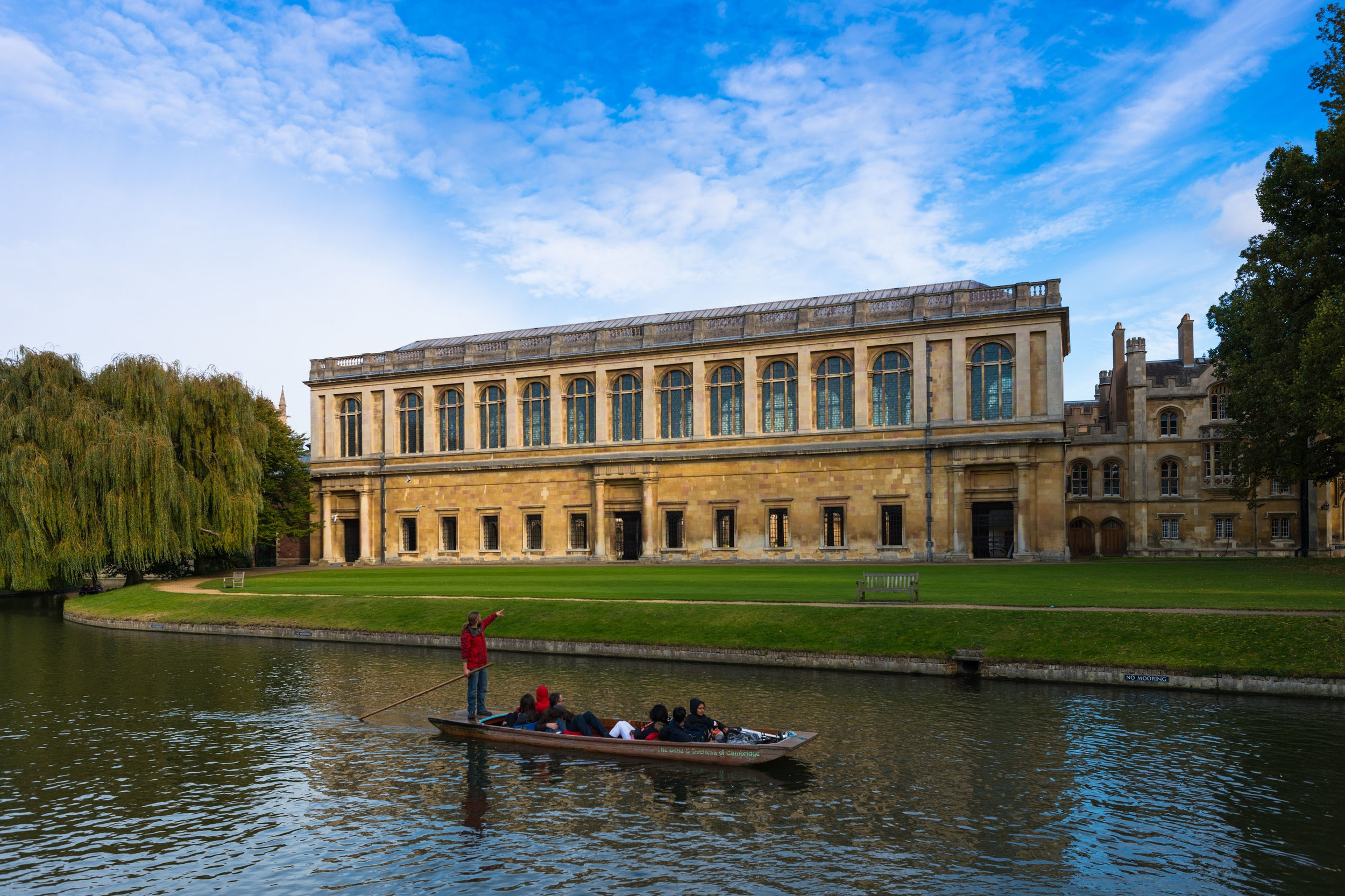 Wren Library, Trinity College, Cambridge
