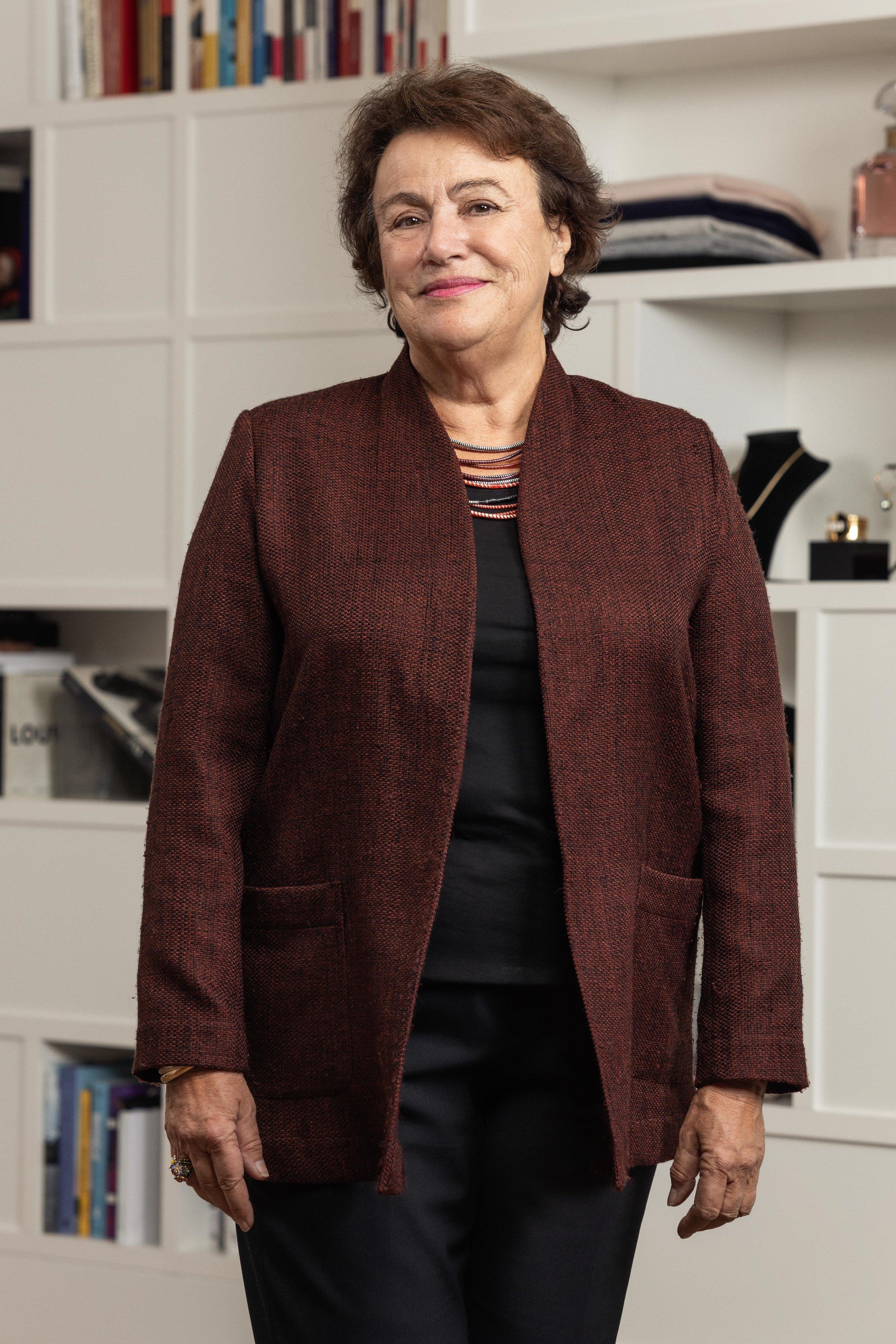 Patricia Moulin Lemoine, Présidente du Conseil de Surveillance, Groupe Galeries Lafayette