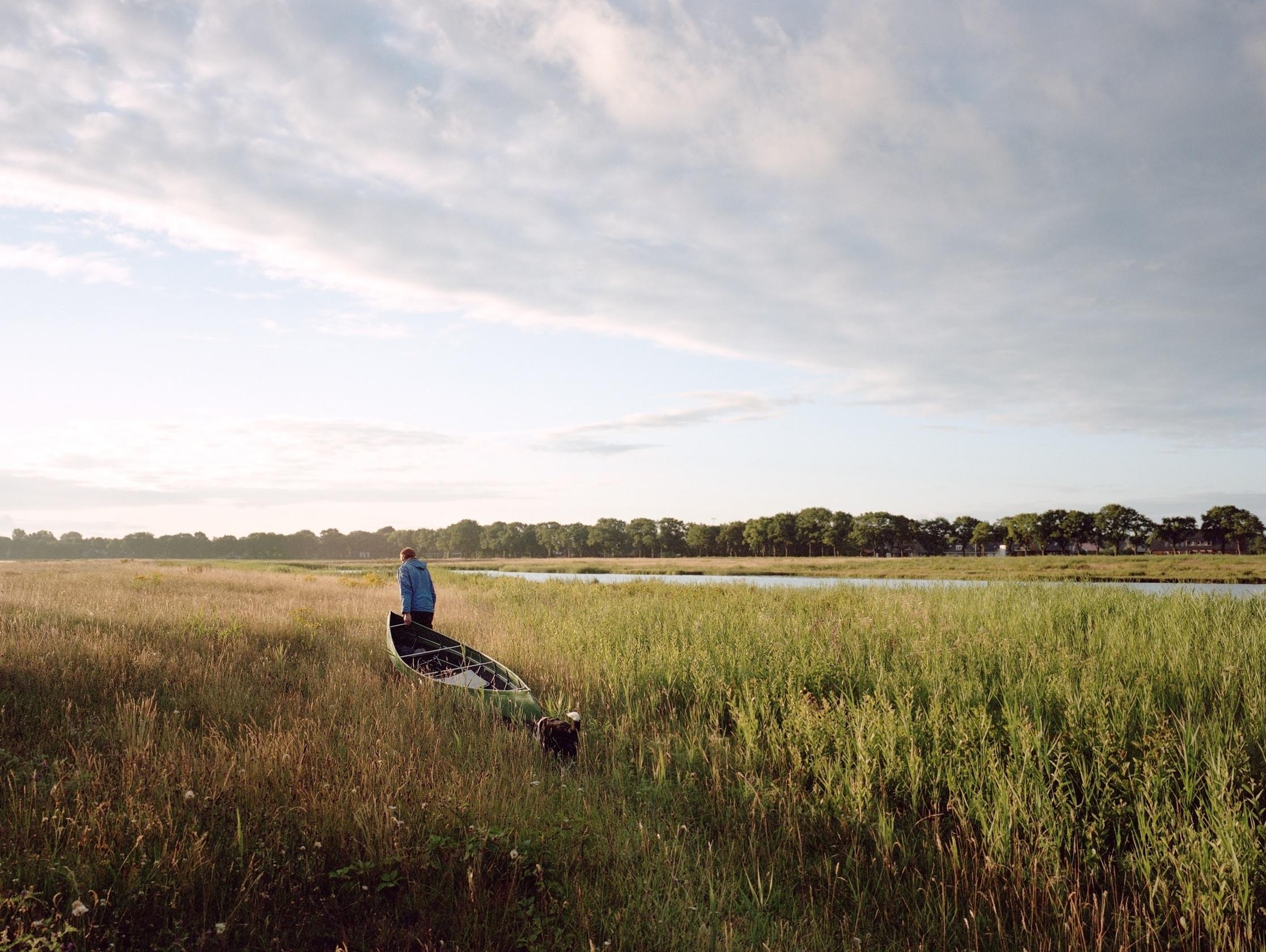 Opkomen en verdwijnen - (Over)leven op land en water