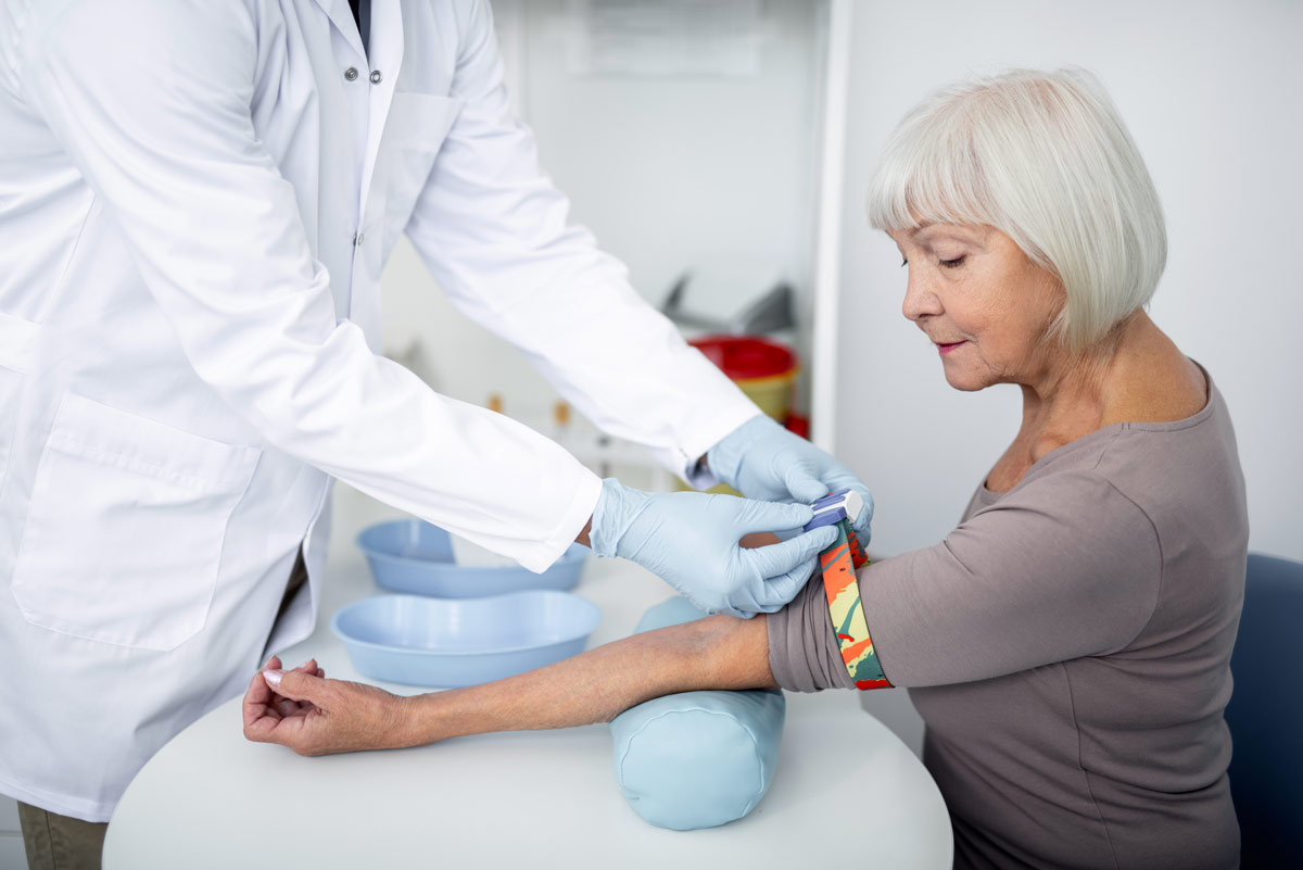 A blood test will be carried out and an analysis of the results in conjunction with the history of your symptoms. - Your blood will be tested for oestrogen, progesterone, testosterone, DHEA, vitamin D and thyroid function, and FSH (follicle stimulating hormone) – a hormone produced in the pituitary gland. Dr Hodgkinson may suggest further tests following your history. If you have had any blood tests in the past 12 months through your GP, please bring the results with you to your appointment.Blood samples are not taken at the Hampshire Health and Hormones clinic. You will be given details of where to go for this during your first appointment, including at your home if you prefer. Please note that following your initial blood test analysis, further blood tests may be advised by Dr Hodgkinson.