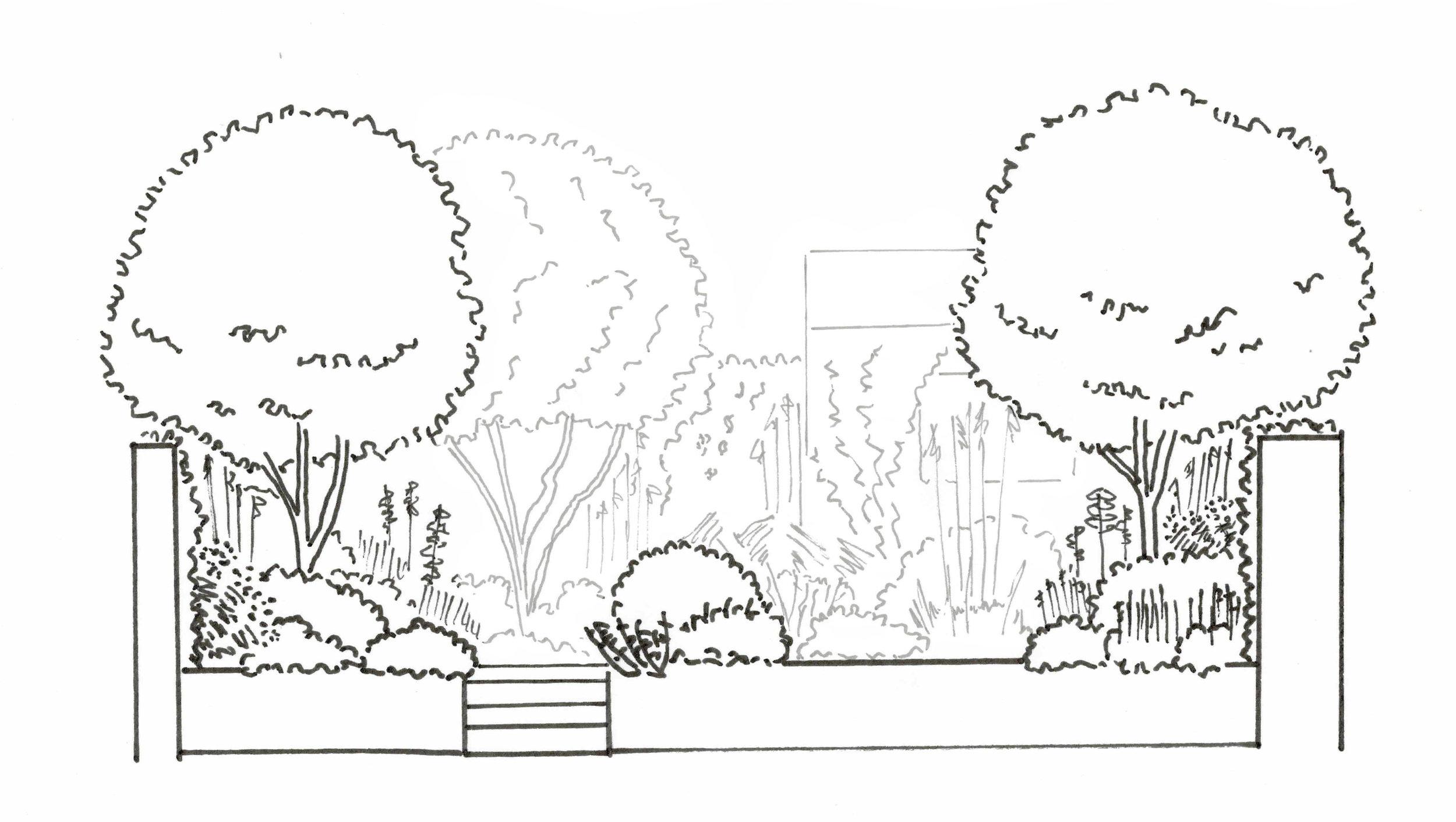 Bob Richmond-Watson Planting Elevations